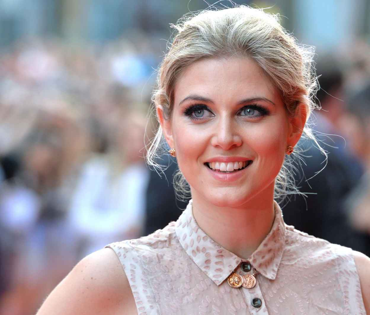 Ashley James - -The Inbetweeners 2? World Premiere in London-1