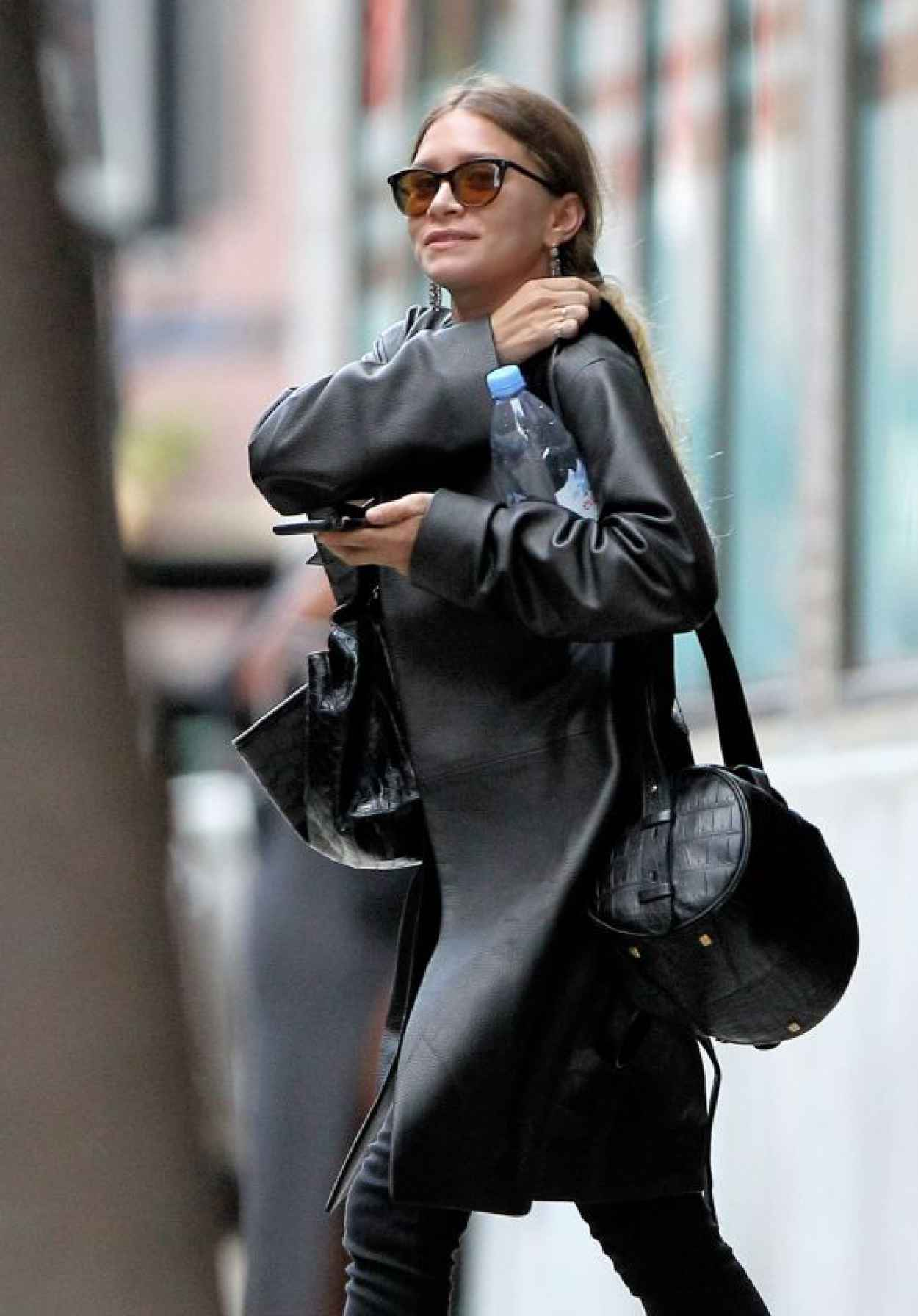 Ashley Olsen Style - Out in NYC, September 2015-1