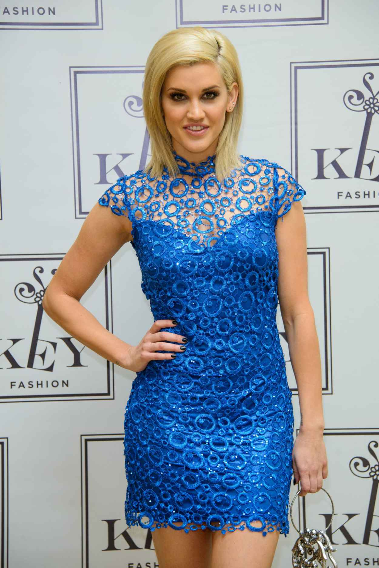 Ashley Roberts - Key Collection Clothing Line Launch in London - March 2015-1