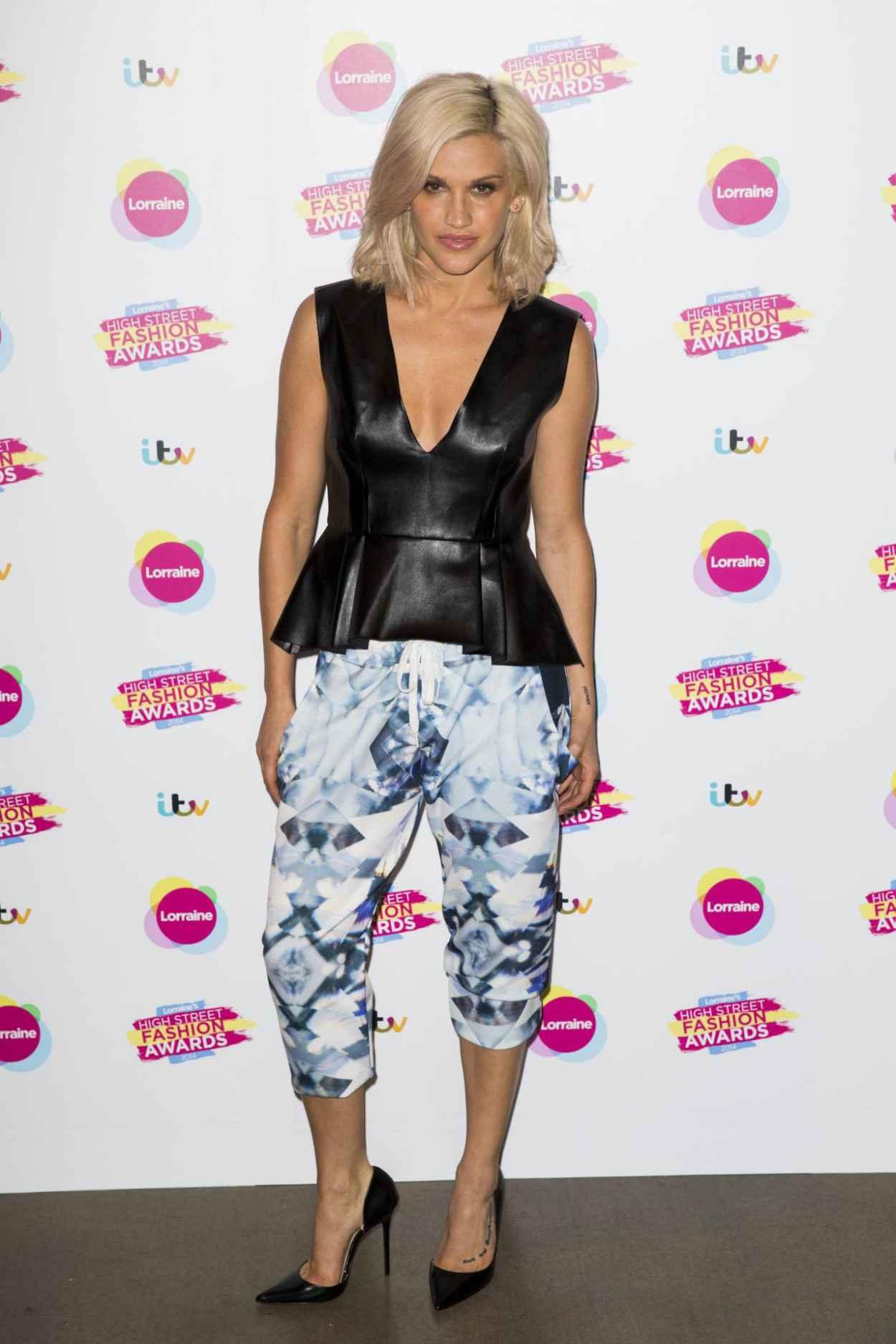 Ashley Roberts - Lorraines High Street Fashion Awards in London - May 2015-1