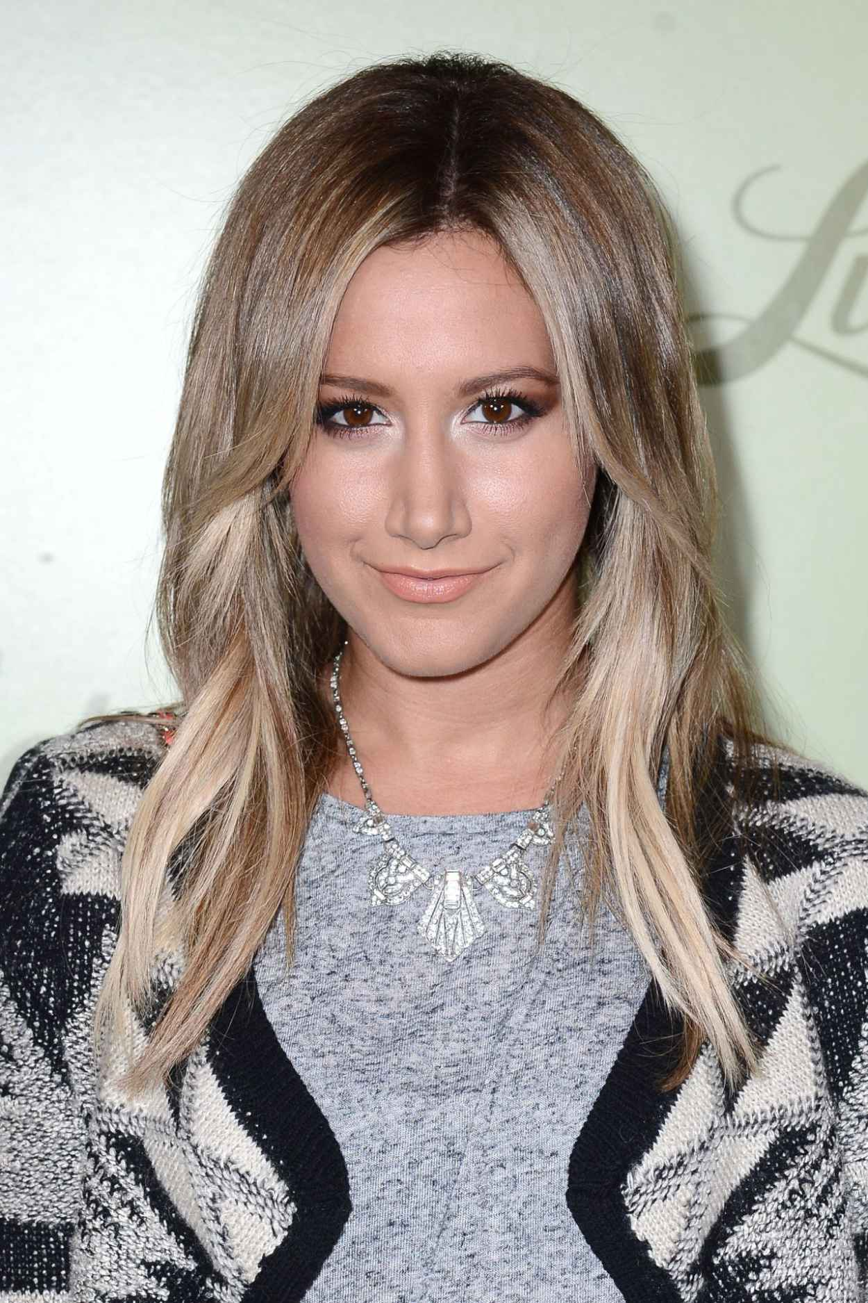 Ashley Tisdale at Lucky Brand Store Opening-1