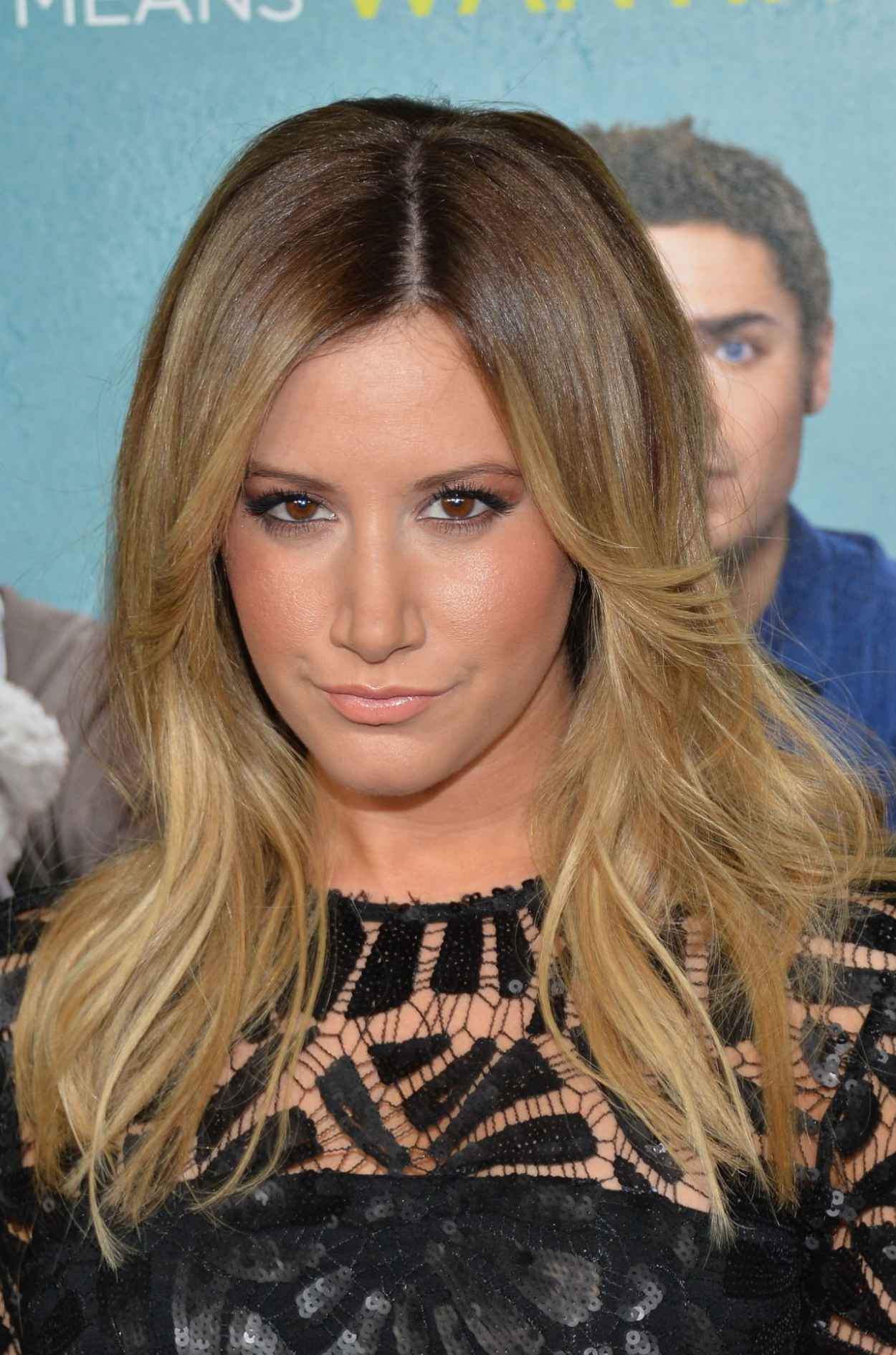 Ashley Tisdale - THAT AWKWARD MOMENT Premiere in Los Angeles-1