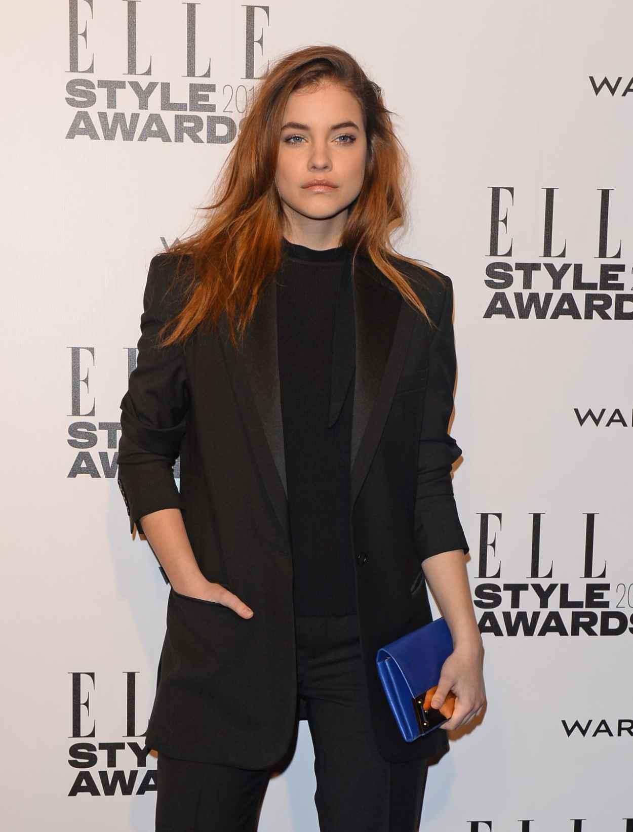 Barbara Palvin - ELLE Style Awards 2015 in London-1