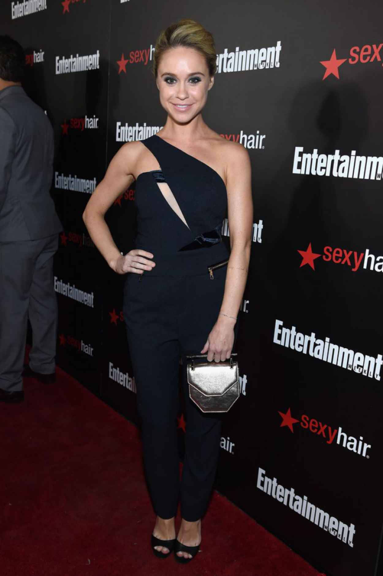 Becca Tobin - Entertainment Weekly-s SAG Awards 2015 Nominees Party-1