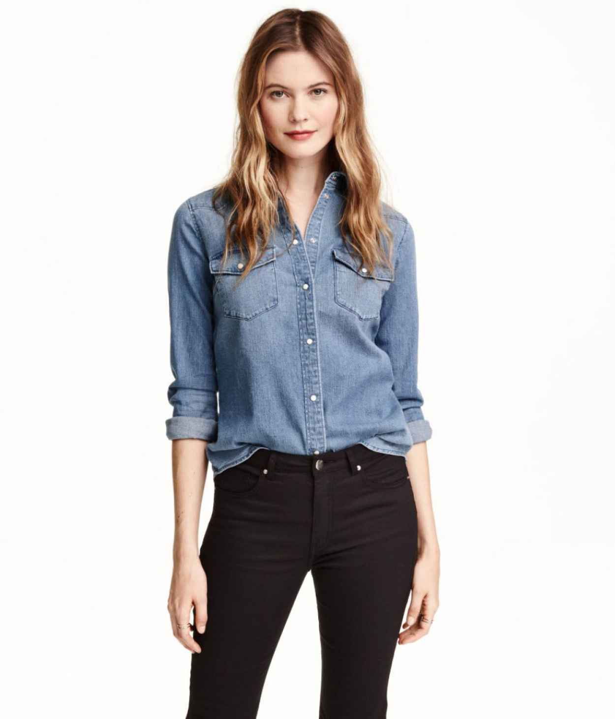 Behati Prinsloo - H&M Collection Summer 2015-5