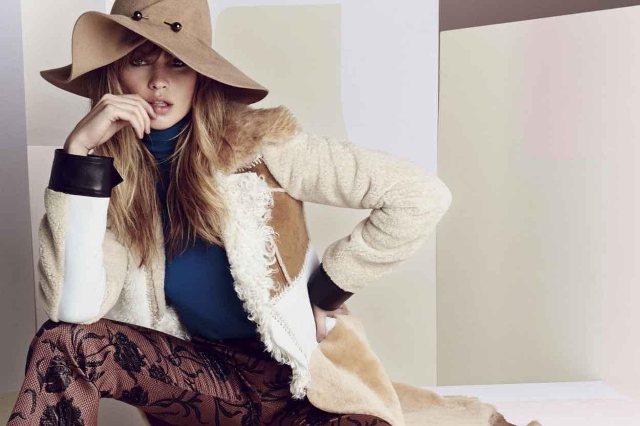 Behati Prinsloo - Vogue Magazine China July 2015-3