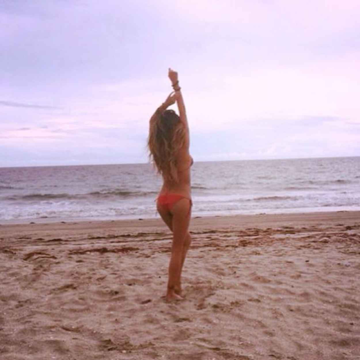 Belen Rodriguez in Bikini - Photoshoot for SportWeek Dreams 2015-5