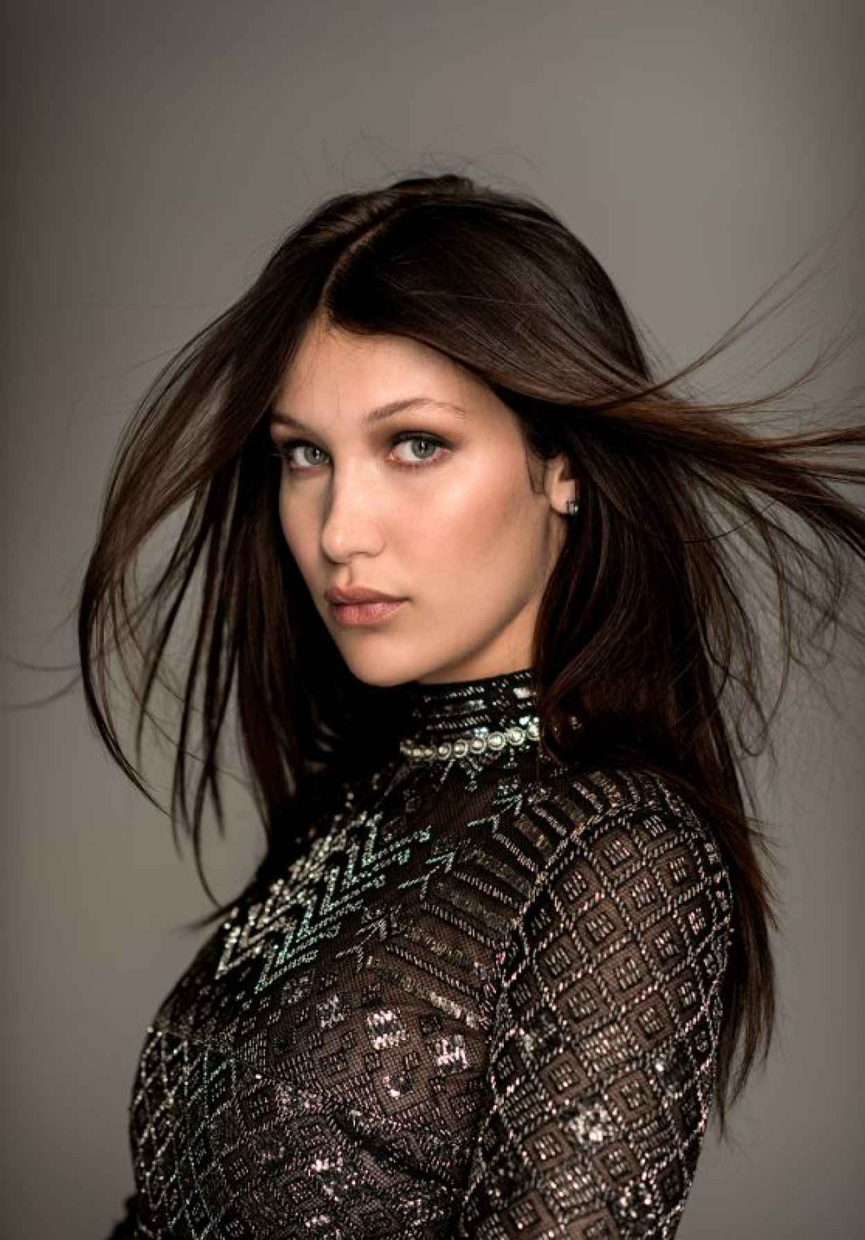 Bella Hadid - Photos for the Editorialist Fall Winter 2015-1