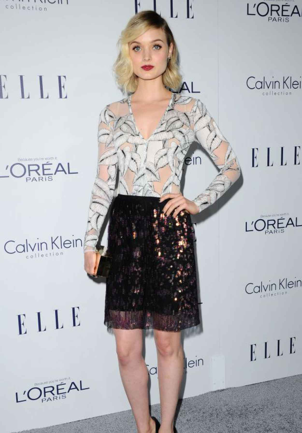 Bella Heathcote - 2015 ELLE Women in Hollywood Awards in Los Angeles-1