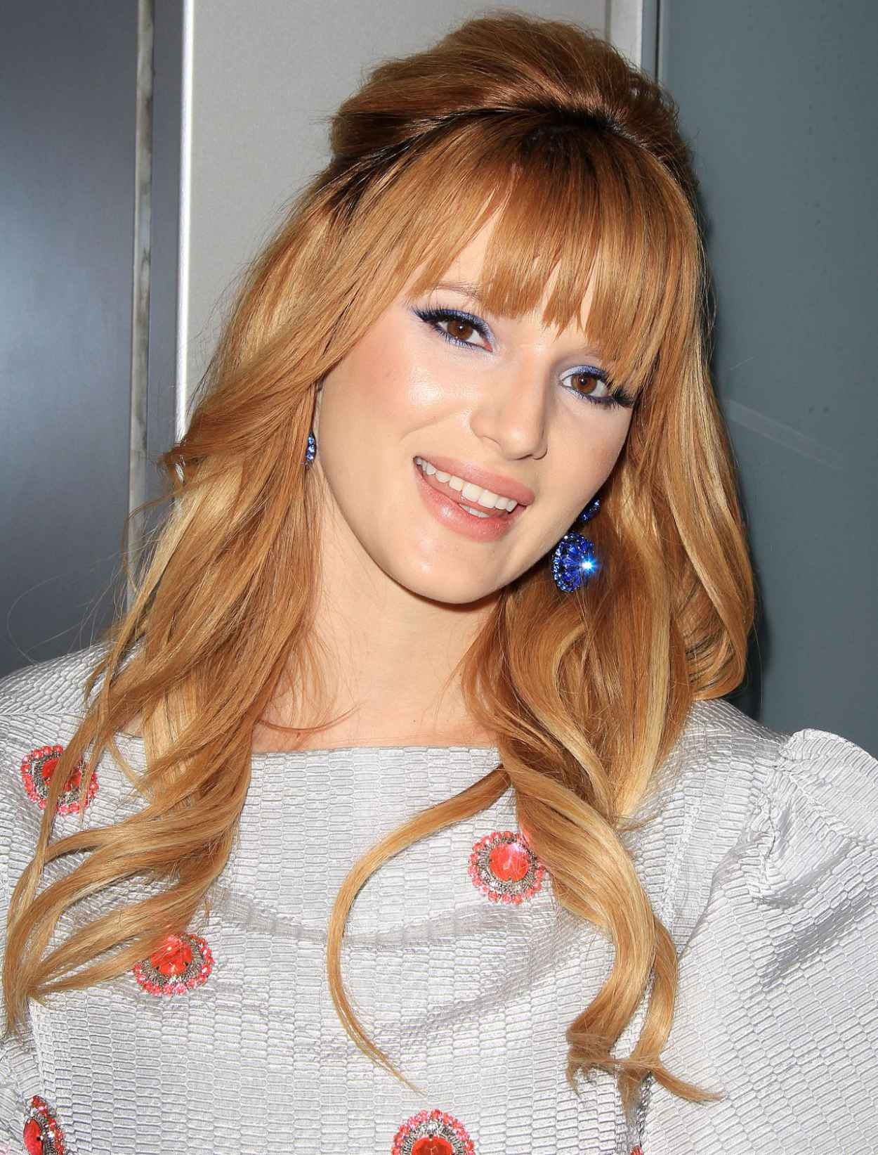 Bella Thorne at FLAUNT Magazine Issue Party-1
