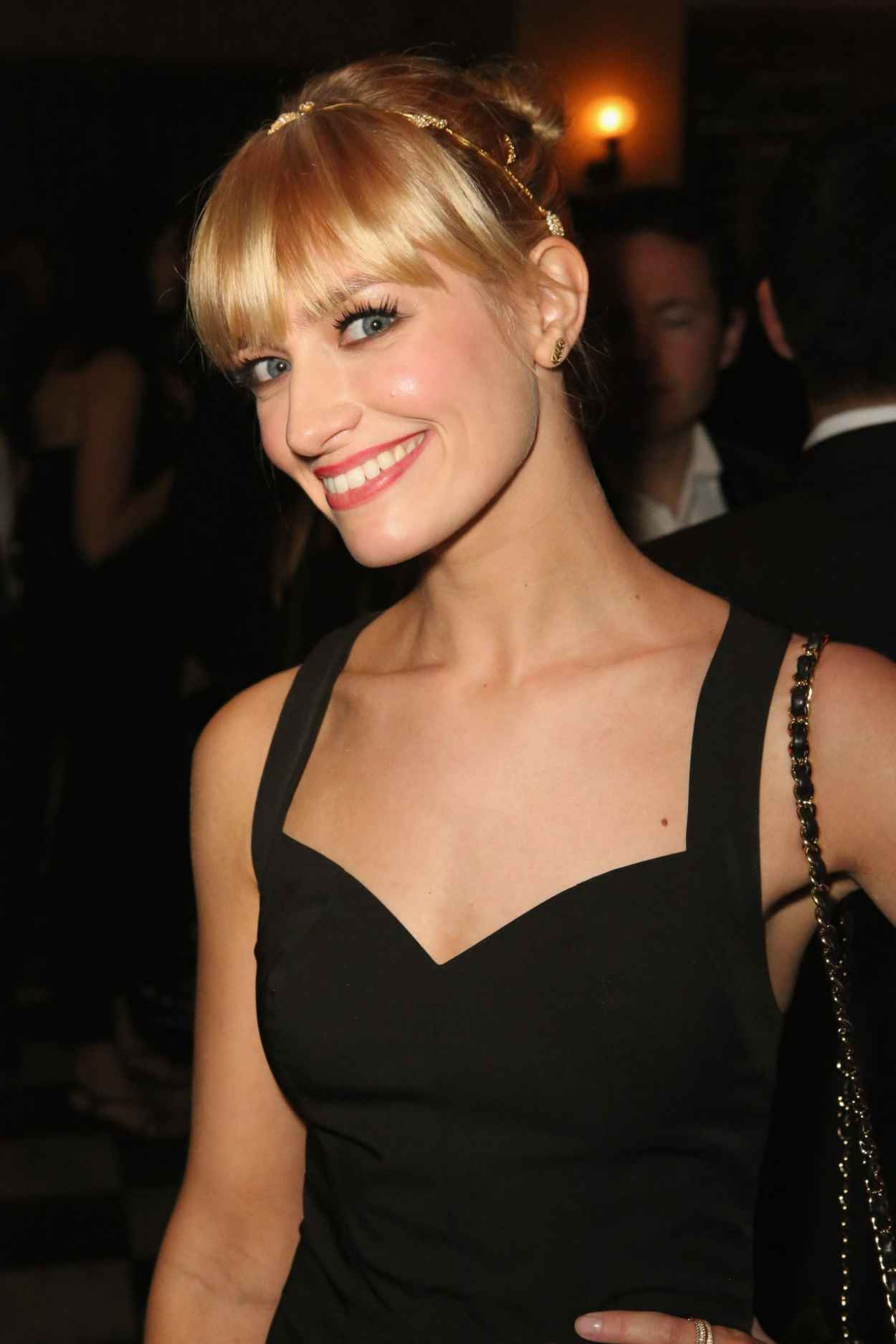 Beth Behrs - Anonymous Content & HBOs Pre Golden Globes Event in West Hollywood, January 2015-1