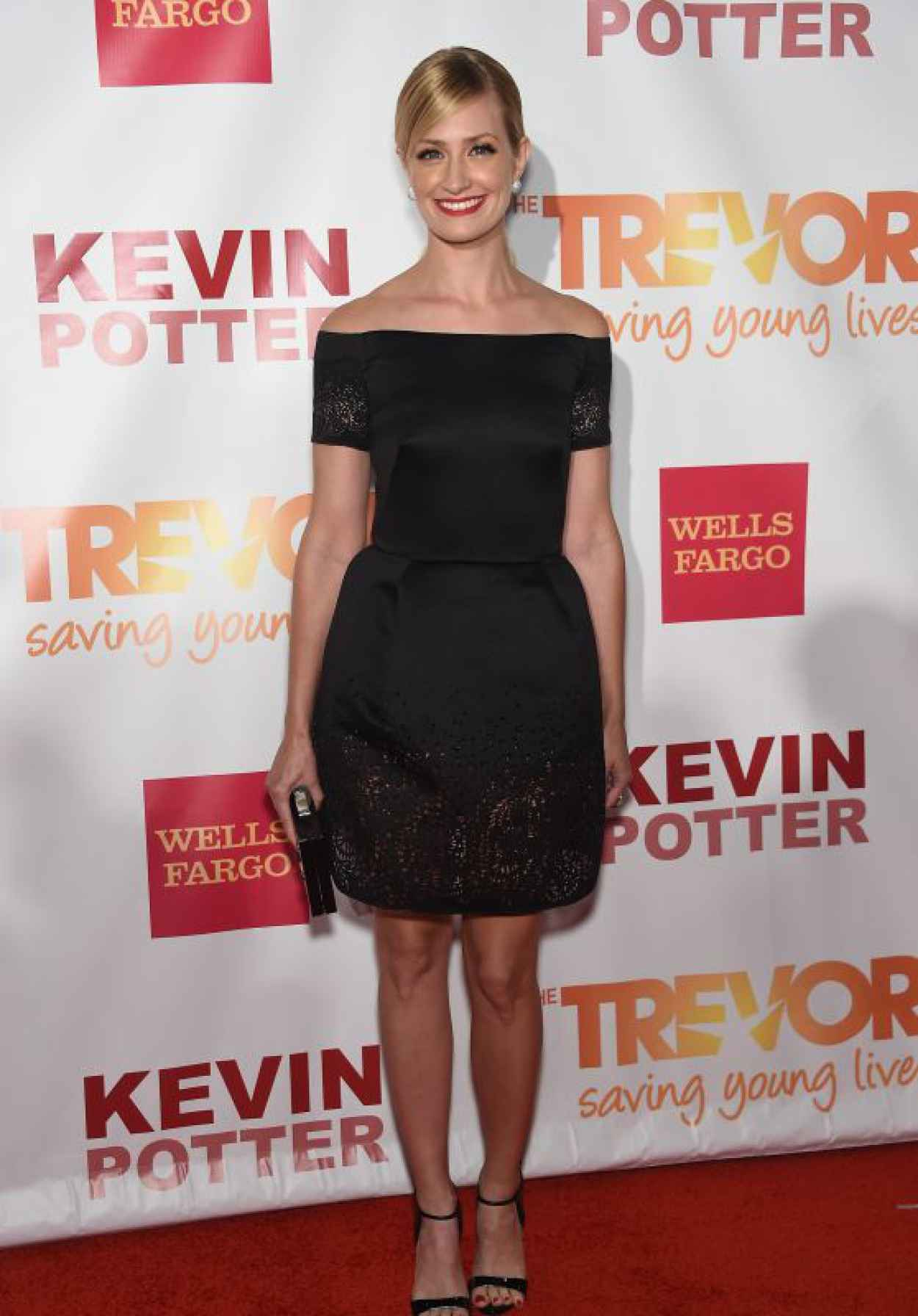 Beth Behrs - TrevorLIVE Event in New York City-1