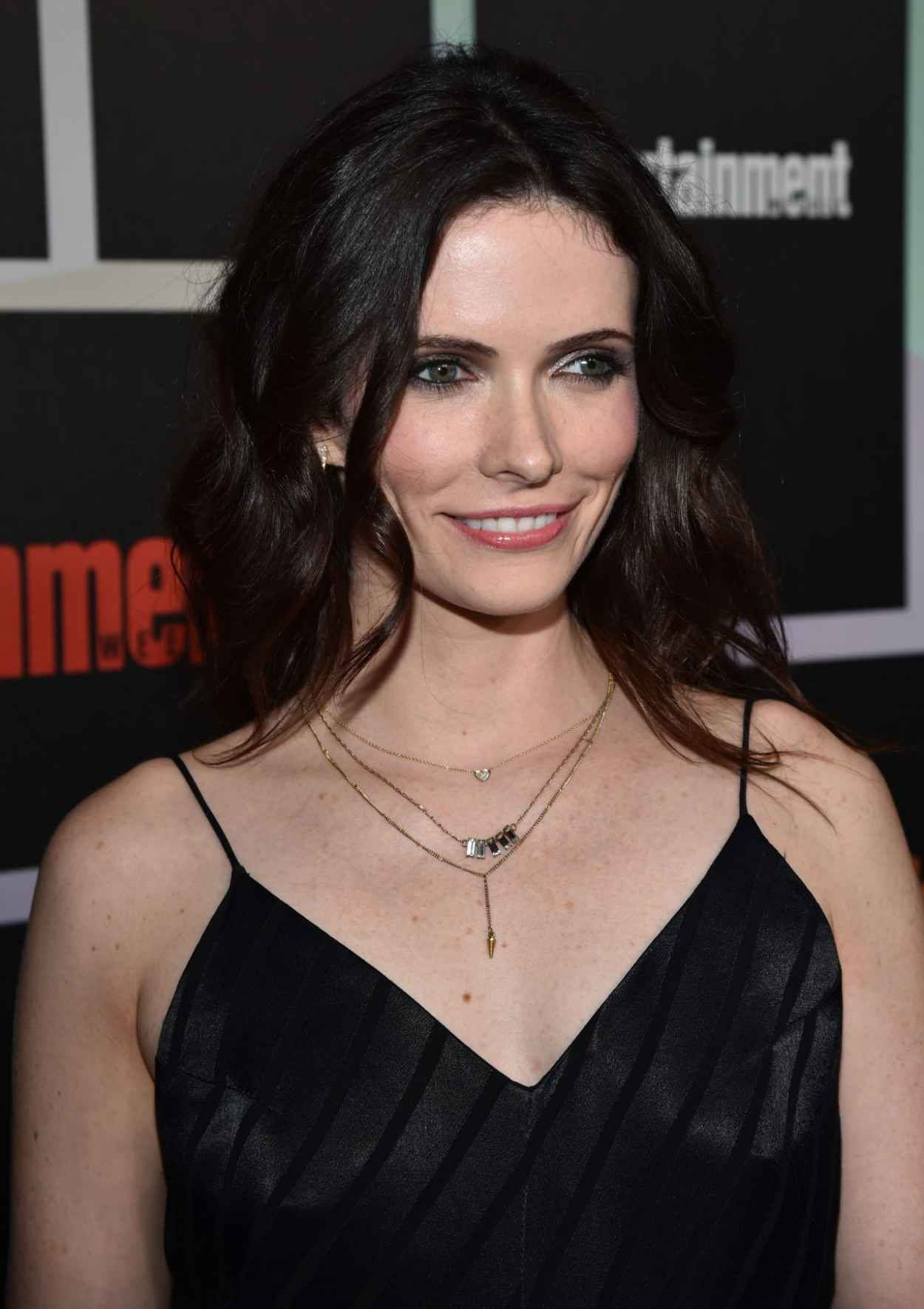 Bitsie Tulloch - Entertainment Weekly-s SDCC 2015 Celebration-1