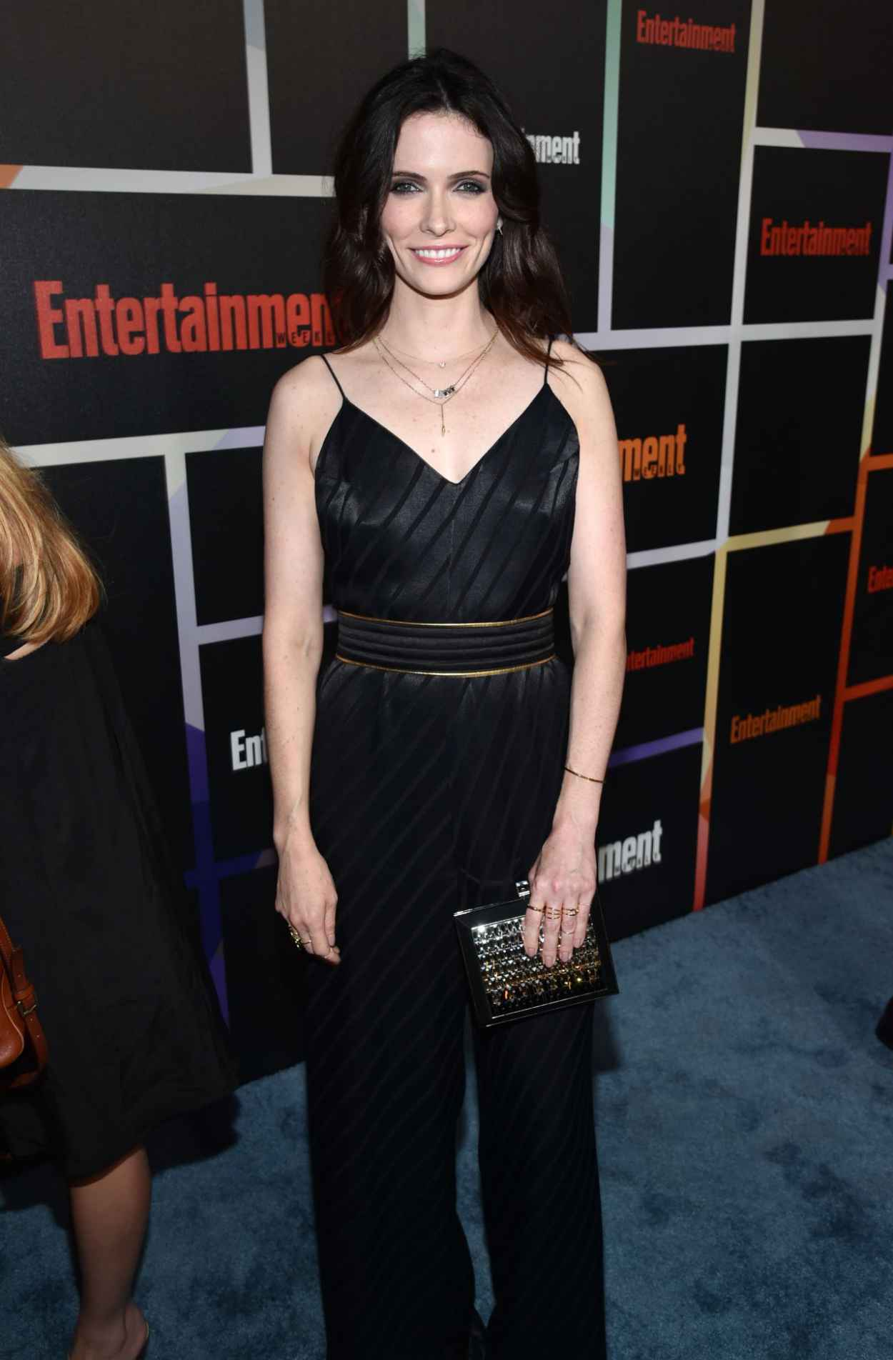 Bitsie Tulloch - Entertainment Weekly-s SDCC 2015 Celebration-3