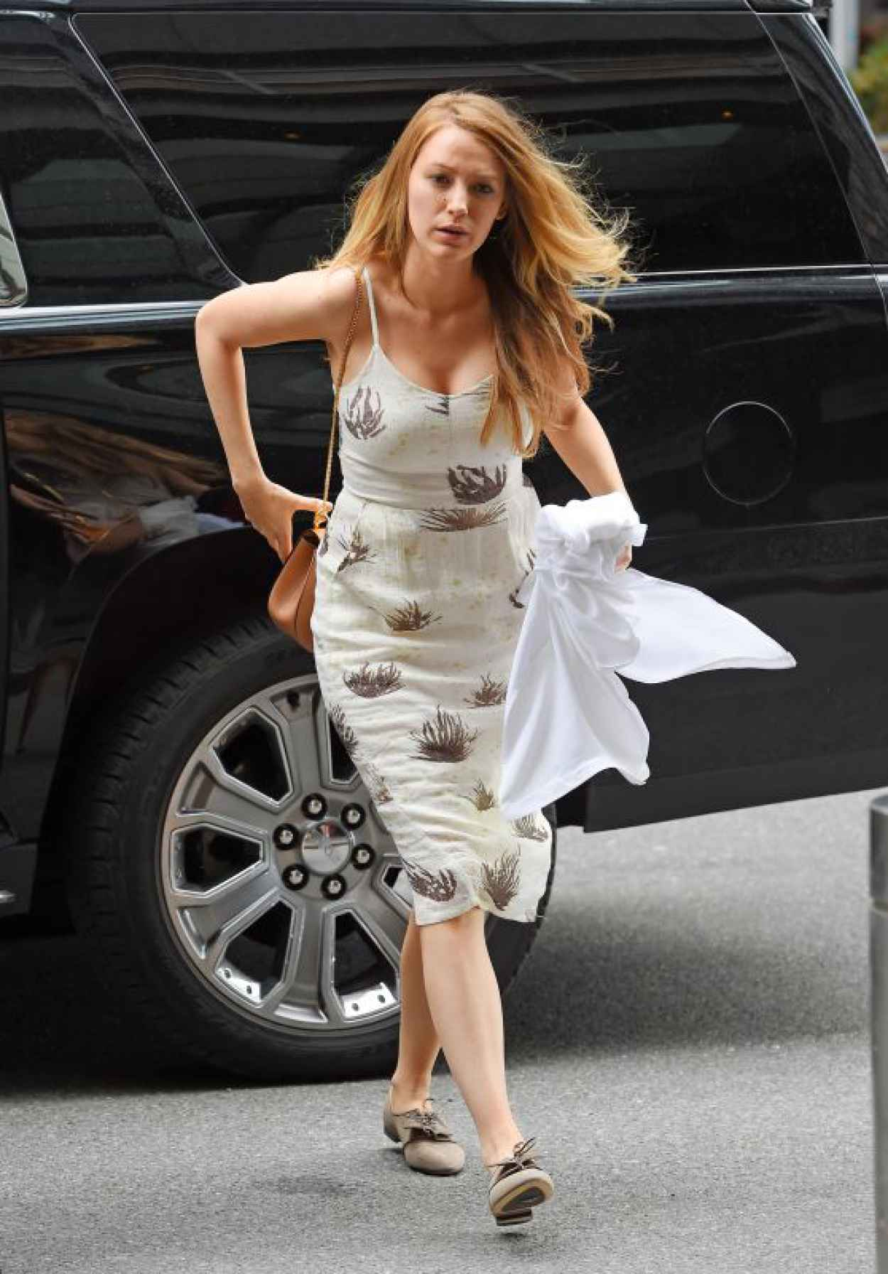 Blake Lively Spring Style - Out in New York, April 2015-1