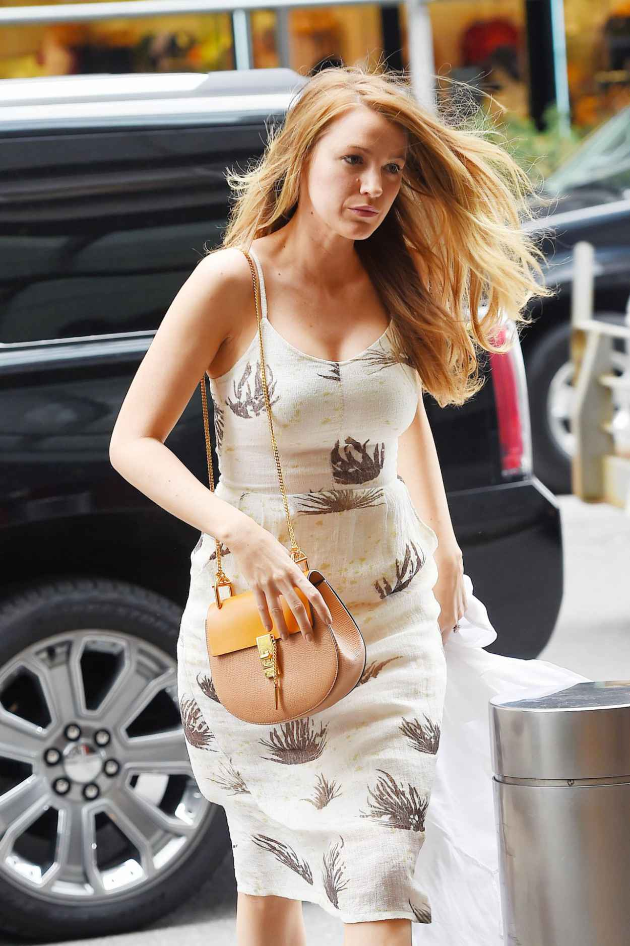 Blake Lively Spring Style - Out in New York, April 2015-3