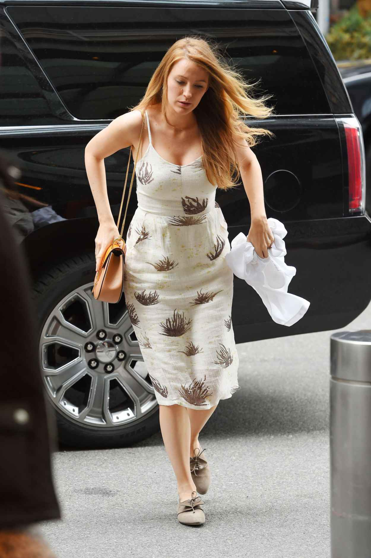 Blake Lively Spring Style - Out in New York, April 2015-4