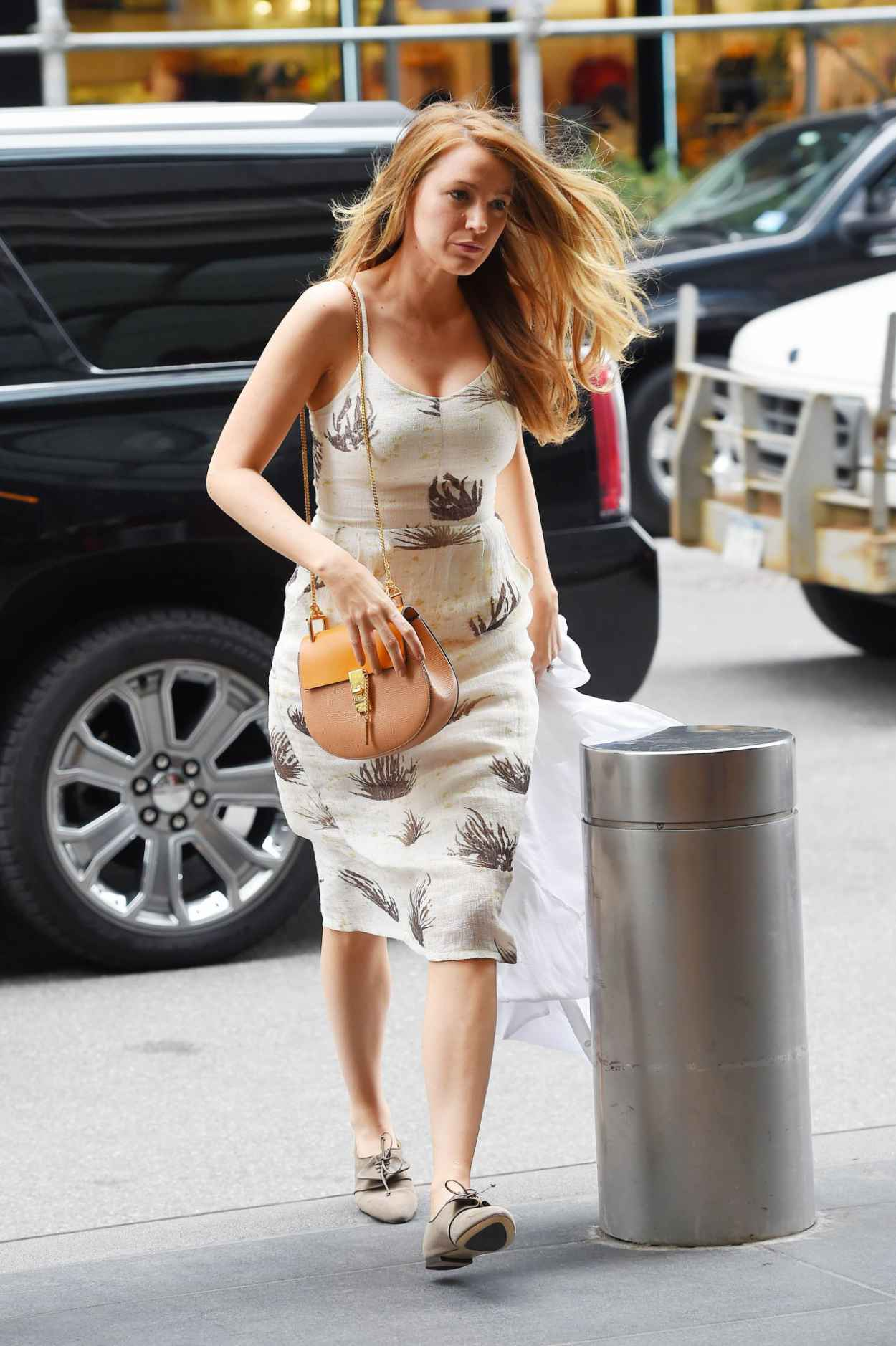 Blake Lively Spring Style - Out in New York, April 2015-5