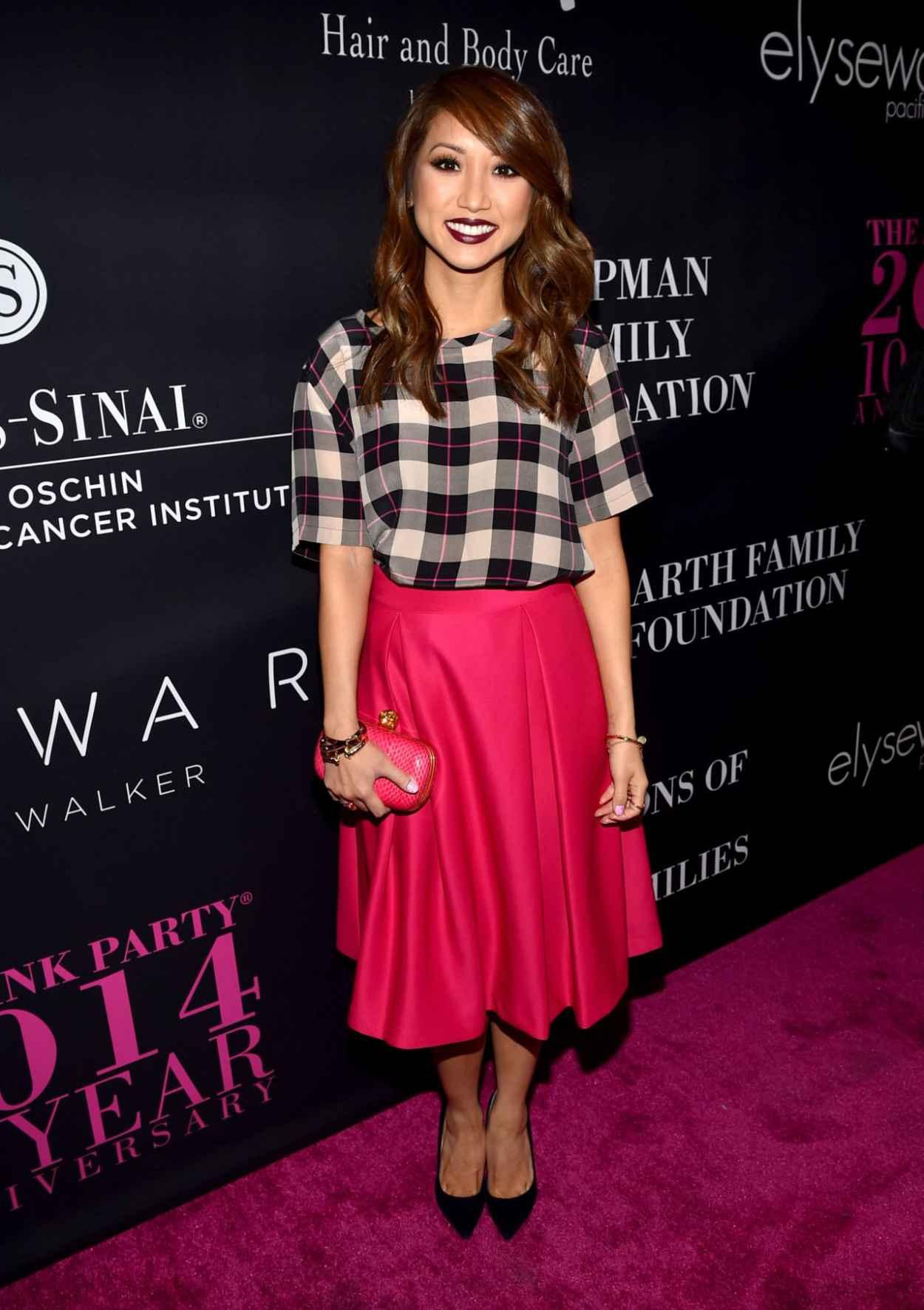 Brenda Song - 2015 Pink Party in Santa Monica-1