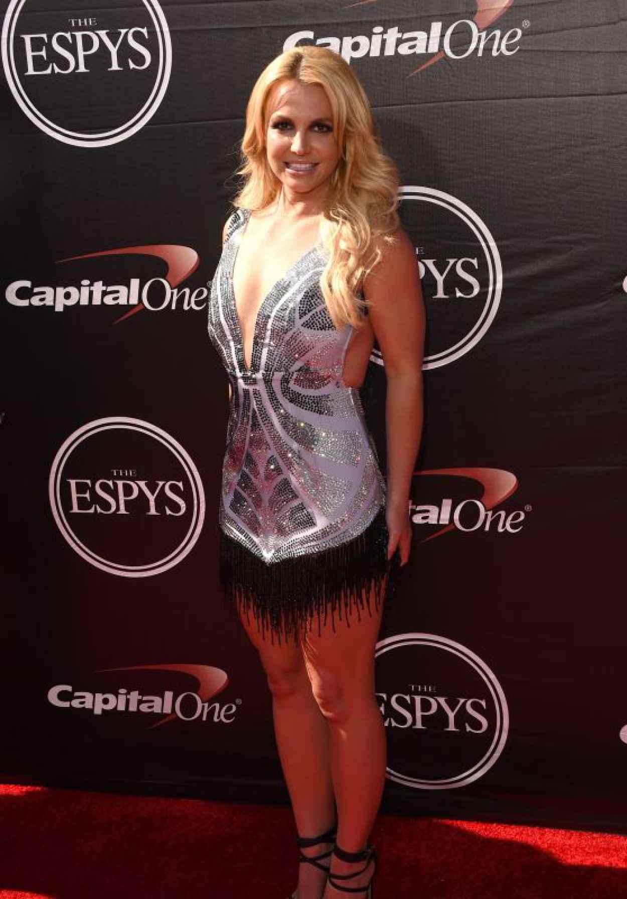 Britney Spears - 2015 ESPYS in Los Angeles-1