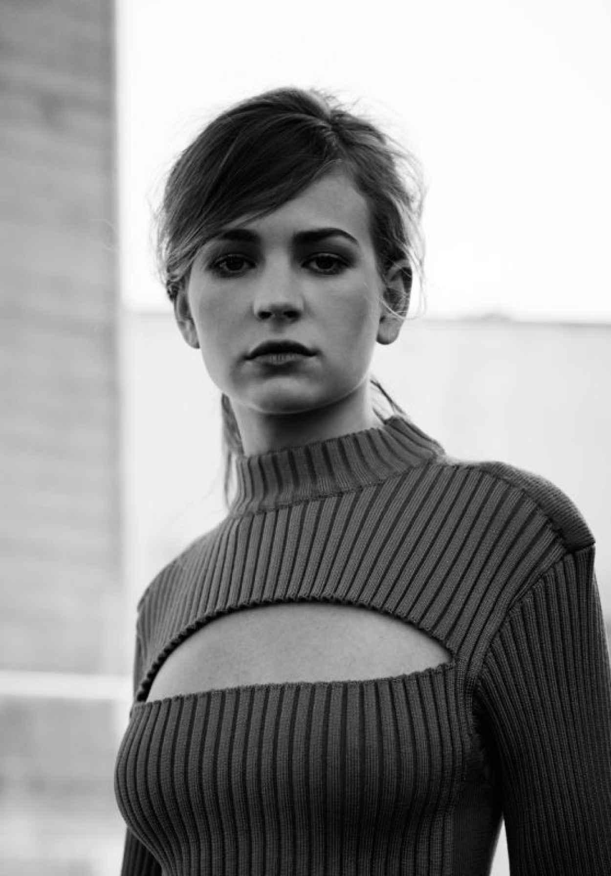 Britt Robertson - 2015 Flaunt Magazine Issue #143 Pics-1