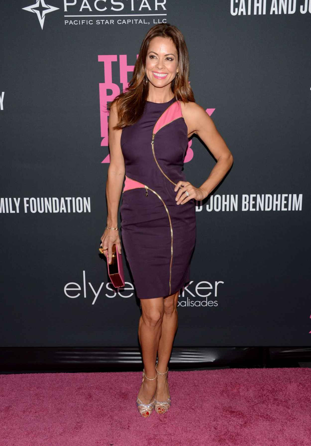 Brooke Burke at Elyse Walker Presents The Pink Party-1