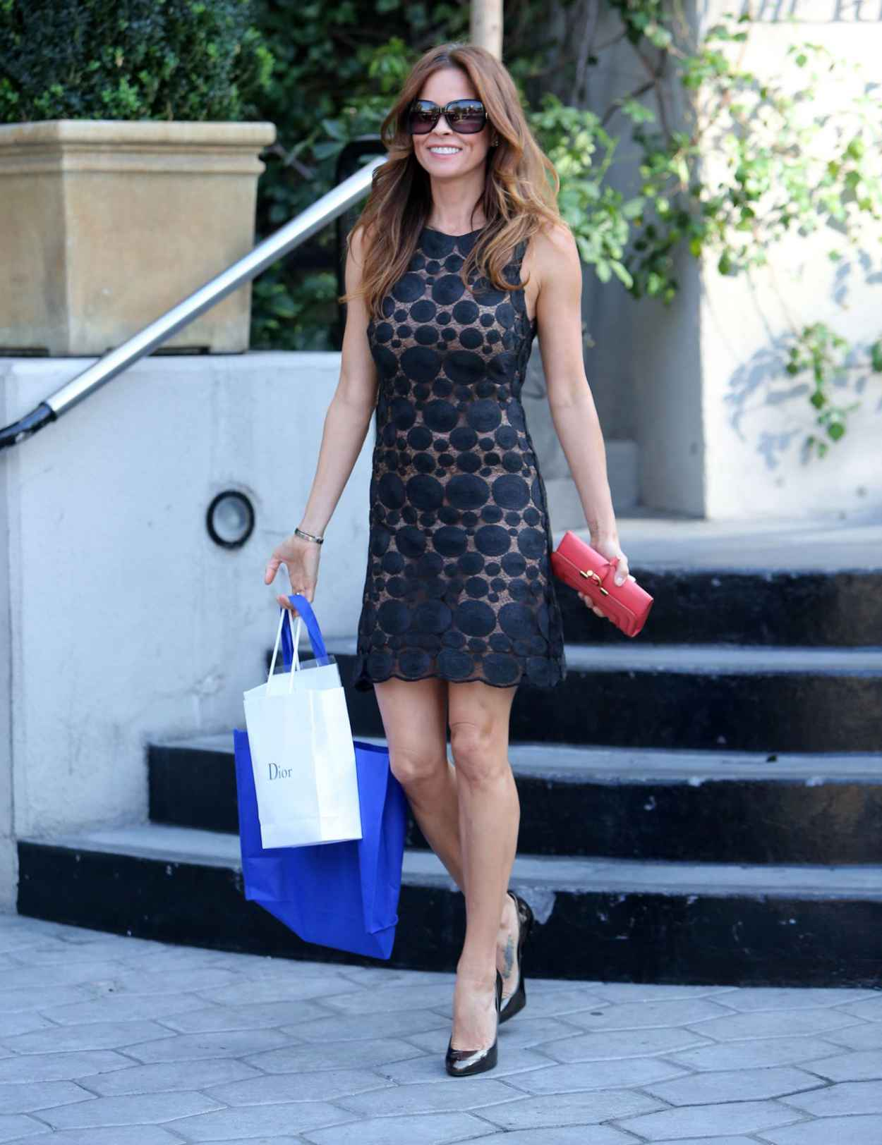Brooke Burke - Dior Party on Sunset Tower Hotel - Jan. 2015-3