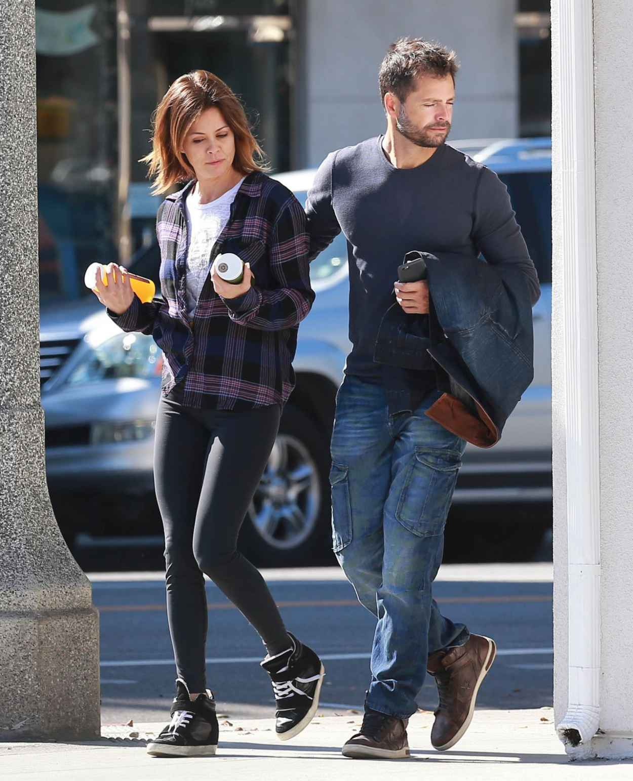 Brooke Burke - Out in Los Angeles, March 2015-1