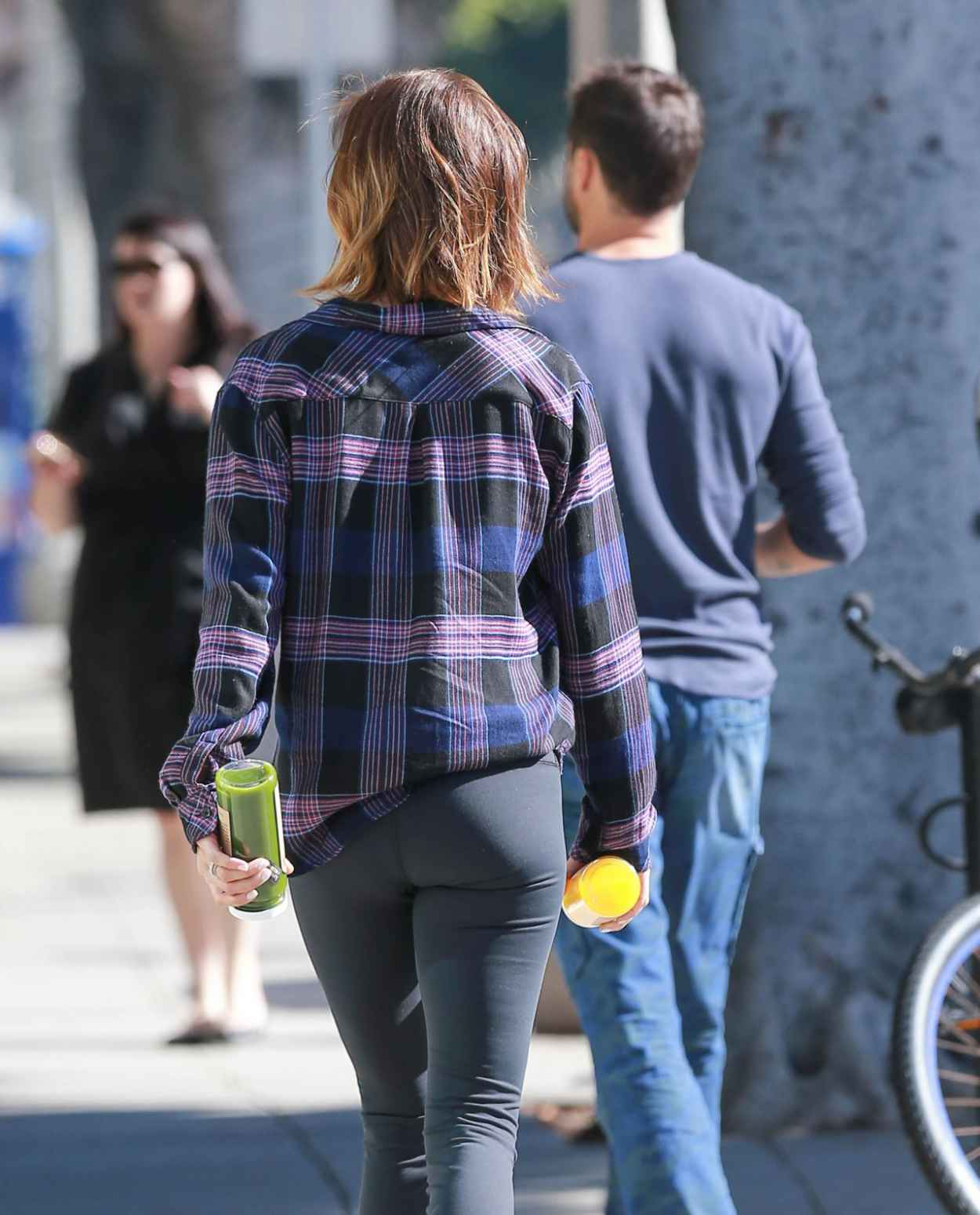 Brooke Burke - Out in Los Angeles, March 2015-2