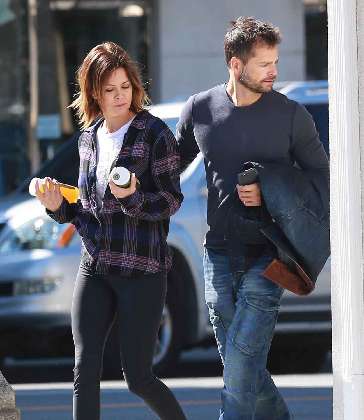 Brooke Burke - Out in Los Angeles, March 2015-3