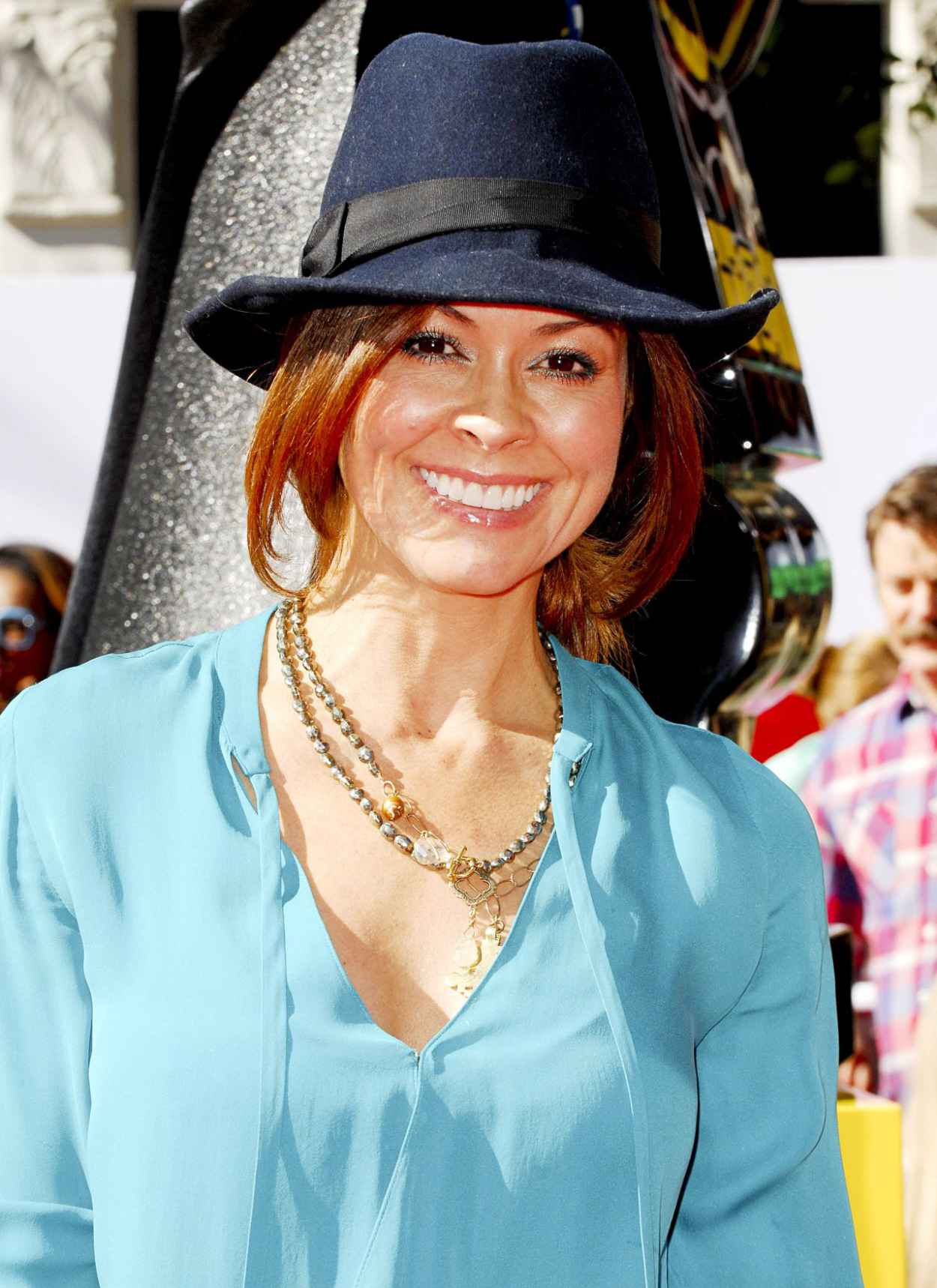 Brooke Burke - THE LEGO MOVIE Premiere in Los Angeles-3