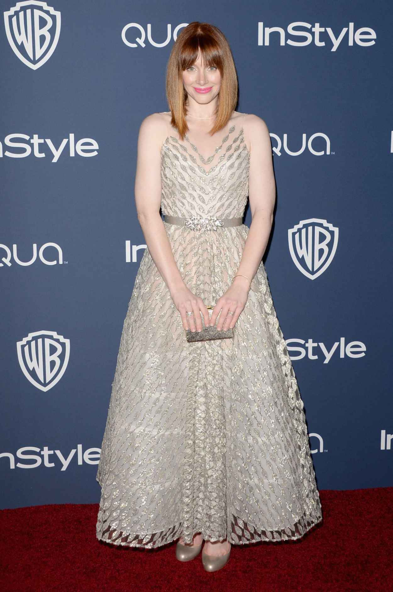 Bryce Dallas Howard - Golden Globes Afterparty, January 2015-1