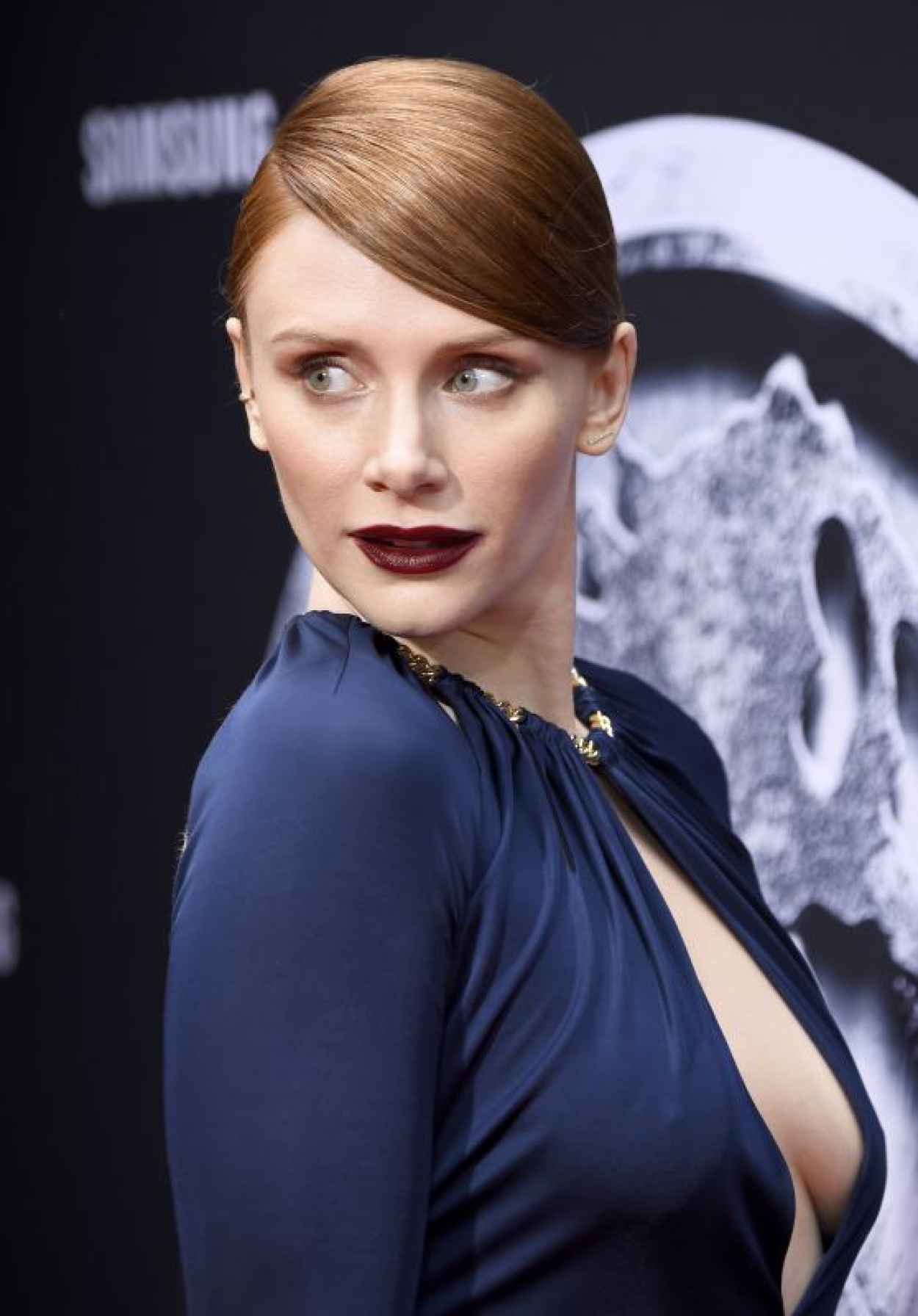 Bryce Dallas Howard - Jurassic World Premiere in Hollywood-1