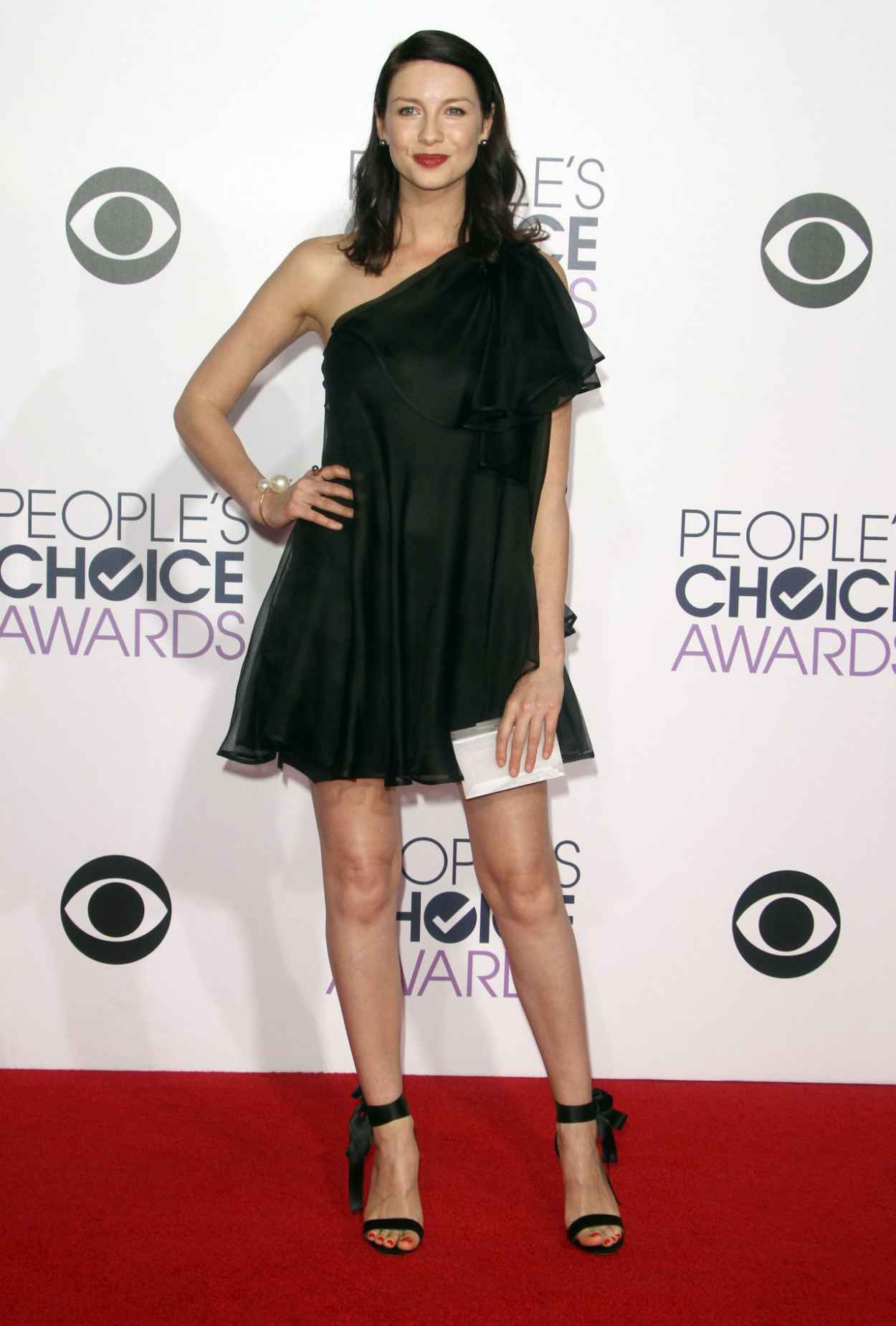 Caitriona Balfe - 2015 People-s Choice Awards in Los Angeles-1