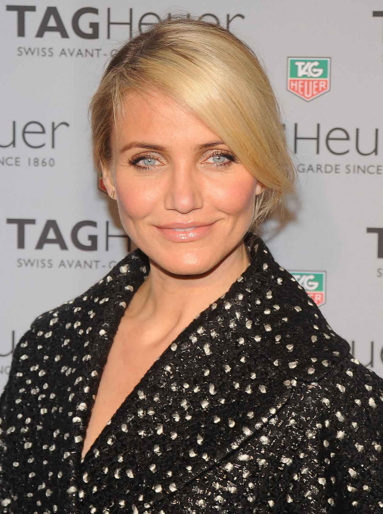 Cameron Diaz - TAG Heuer New York City Flagship Store Opening - January 2015-1