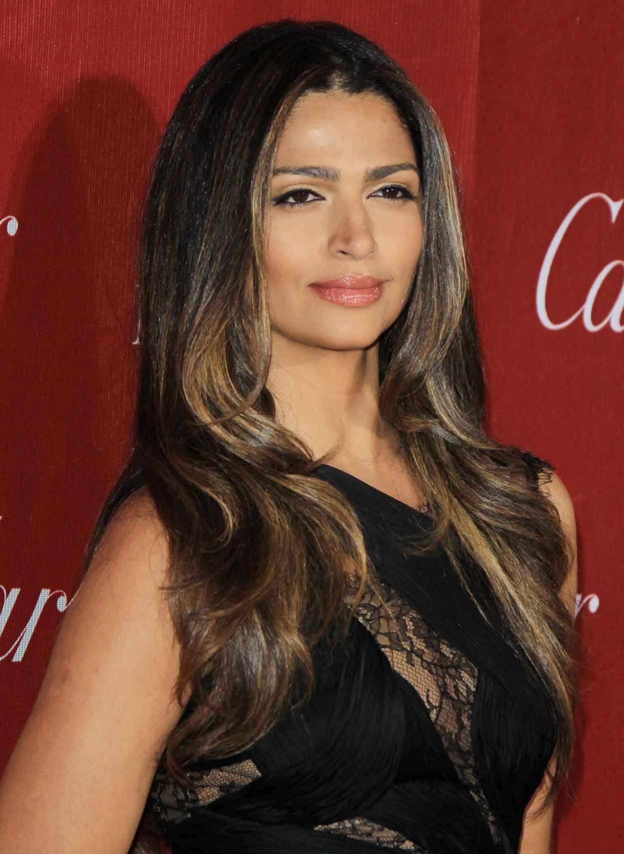 Camila Alves on Red Carpet - Palm Springs Film Festival Awards Gala (2014)-1