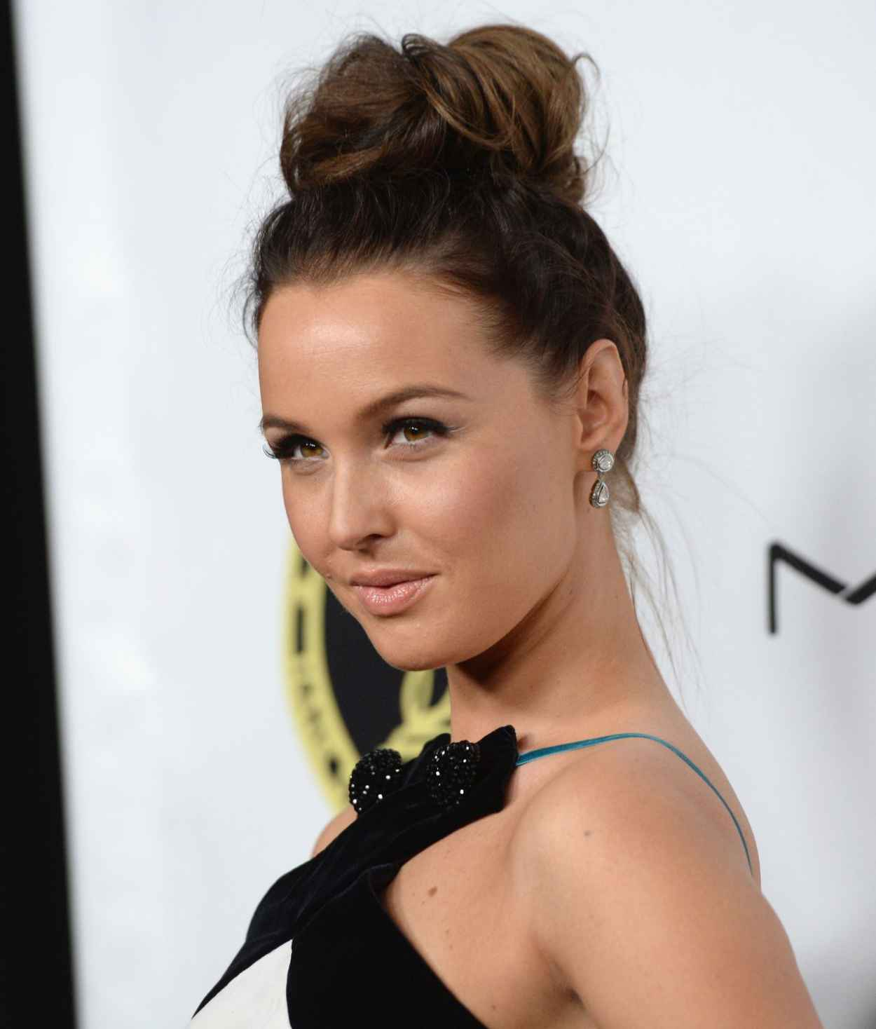 Camilla Luddington - 2015 Annual Make-Up Artists And Hair Stylists Guild Awards in Hollywood-1