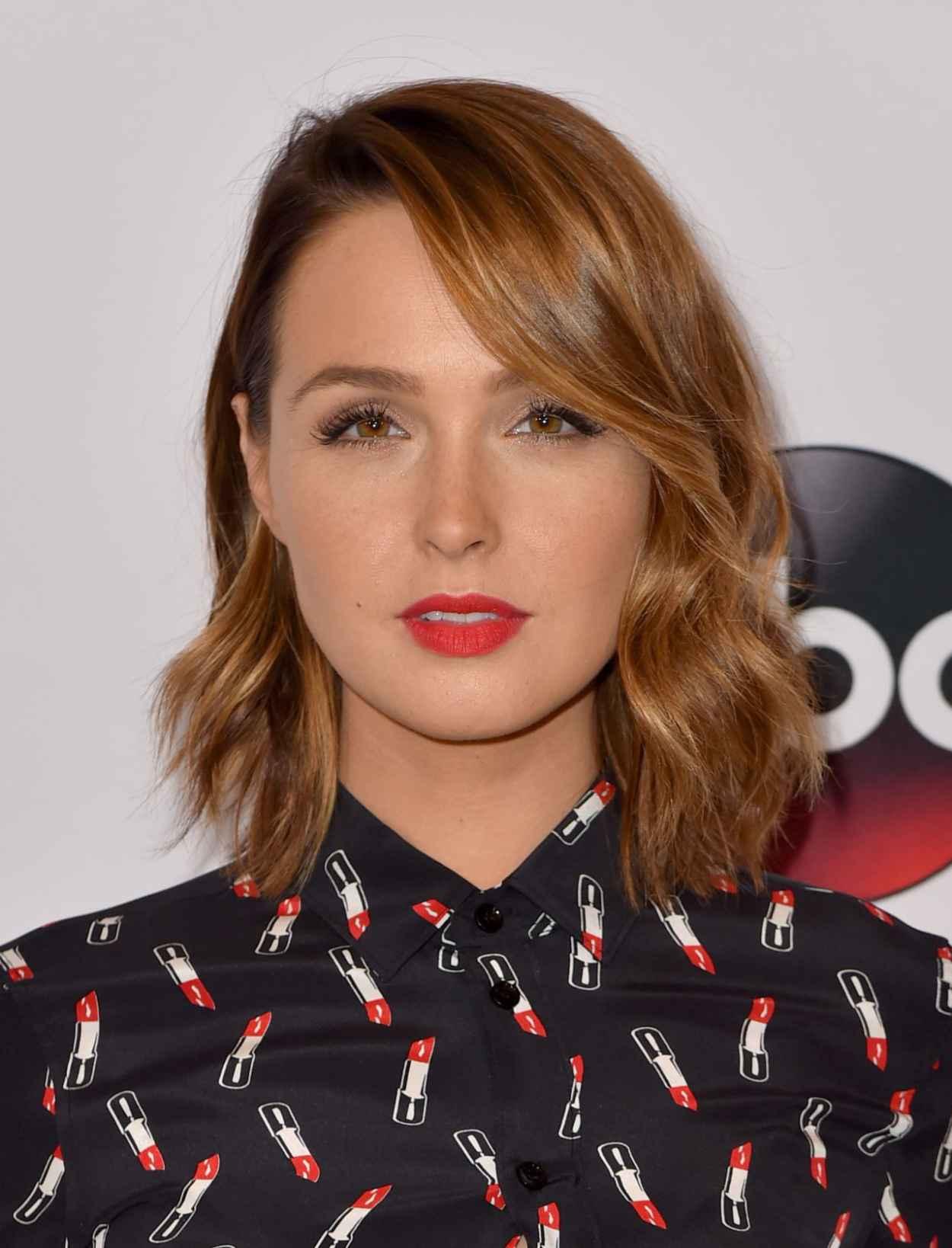 Camilla Luddington - Disney ABC 2015 Summer TCA Press Tour Photo Call in Beverly Hills-4
