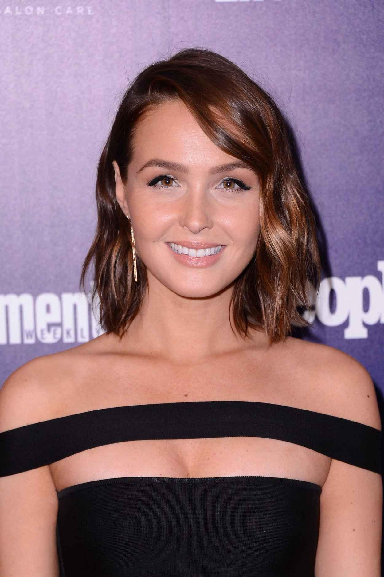 Camilla Luddington - Entertainment Weekly And PEOPLE Celebrate The NY Upfronts, May 2015-2