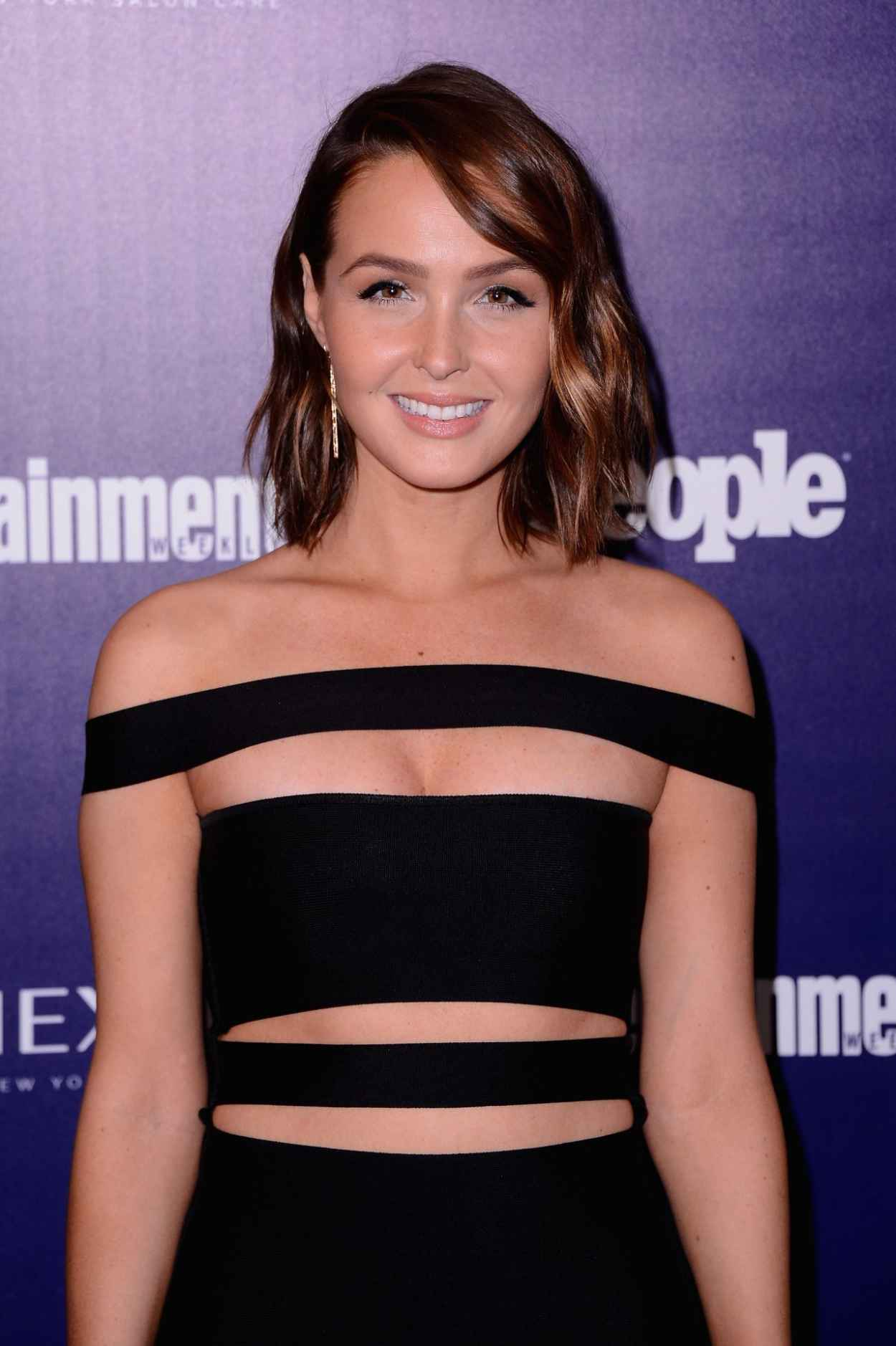 Camilla Luddington - Entertainment Weekly And PEOPLE Celebrate The NY Upfronts, May 2015-3