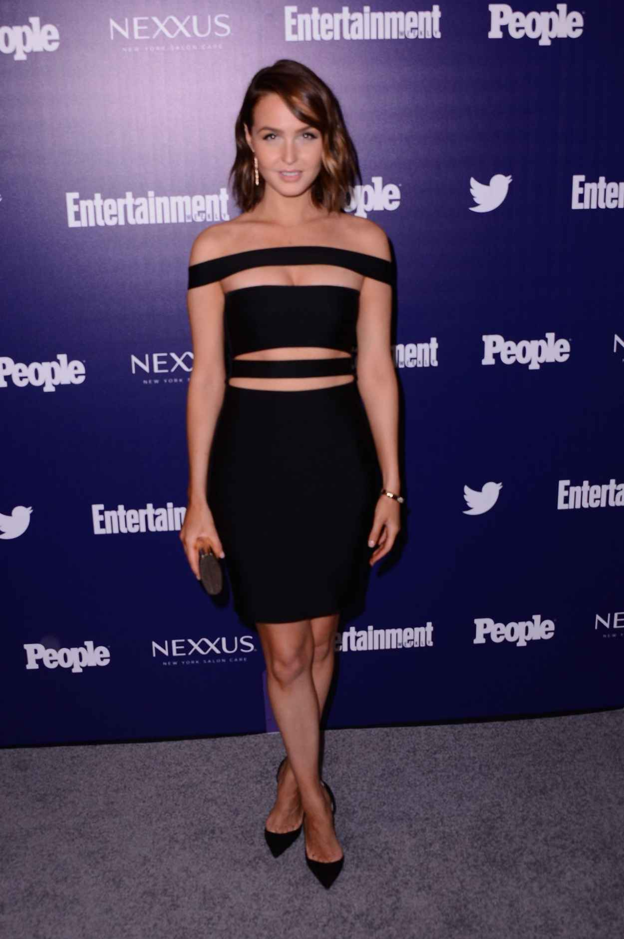 Camilla Luddington - Entertainment Weekly And PEOPLE Celebrate The NY Upfronts, May 2015-4