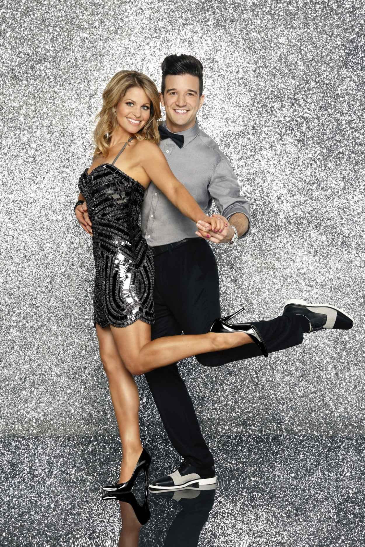 Candace Cameron Bure & Mark Ballas - Dancing with the Stars - Season 18 - Promo Photo-1