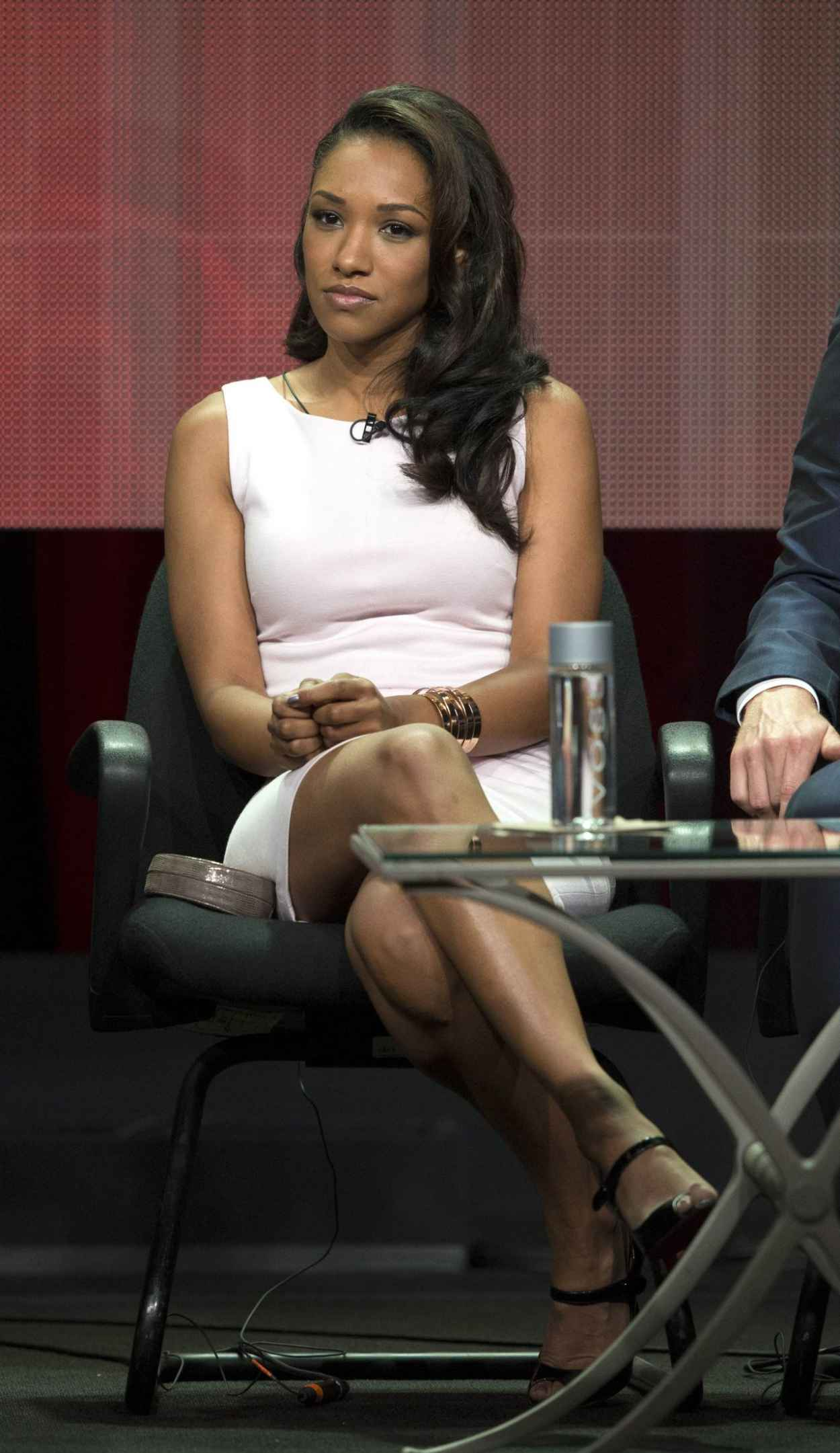 Candice Patton - The CW Summer 2015 TCA Tour-1
