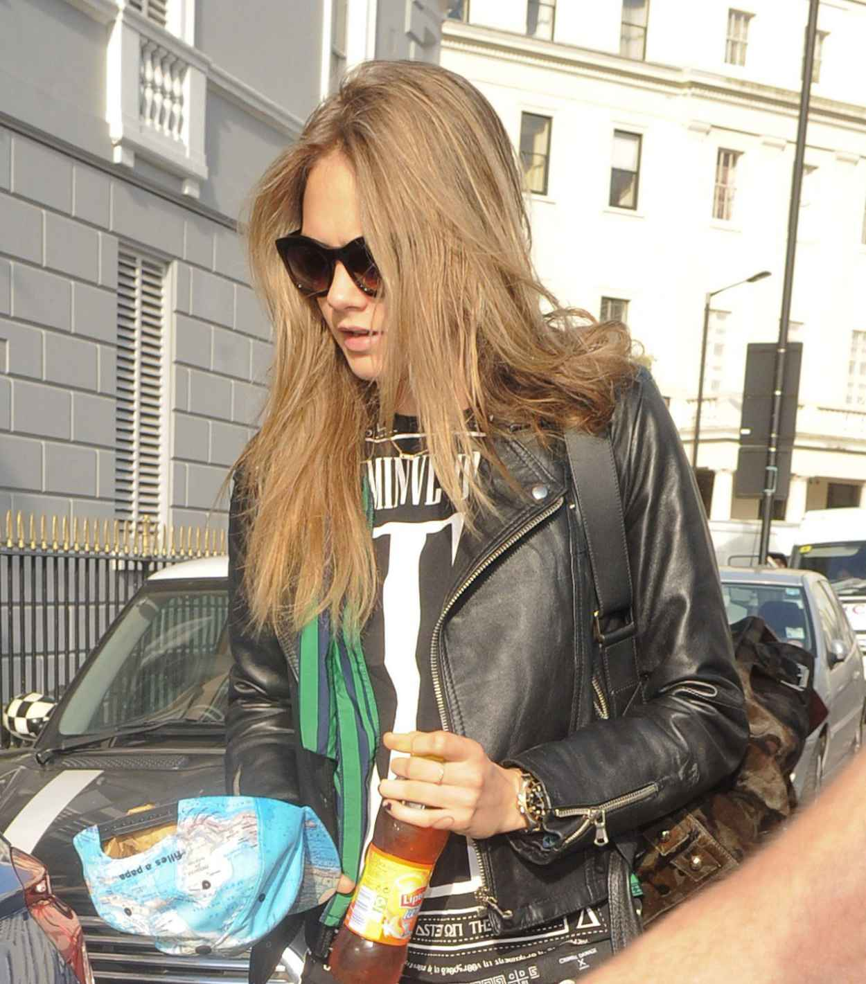 Cara Delevingne in London - March 2015-1