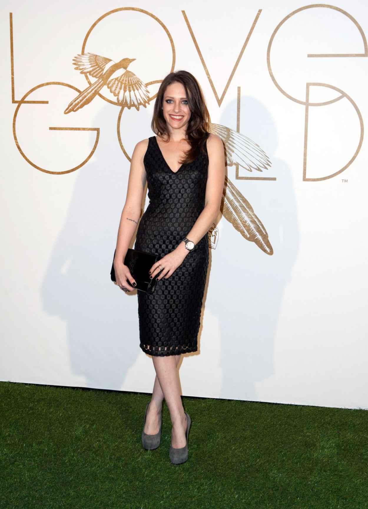 Carly Chaikin - LoveGold Celebrates Academy Award Nominee Lupita Nyongo in Los Angeles (2014)-2