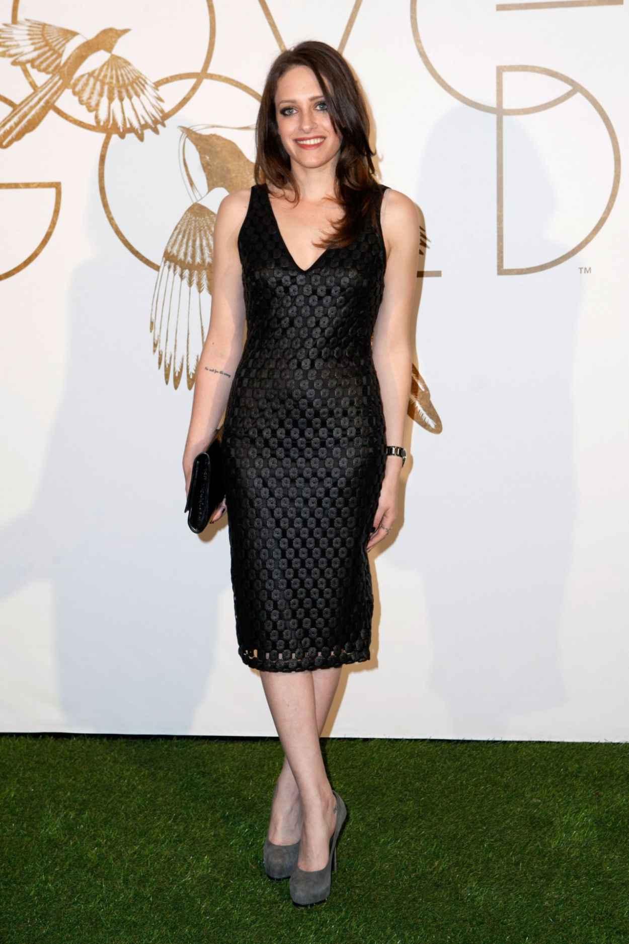 Carly Chaikin - LoveGold Celebrates Academy Award Nominee Lupita Nyongo in Los Angeles (2014)-3