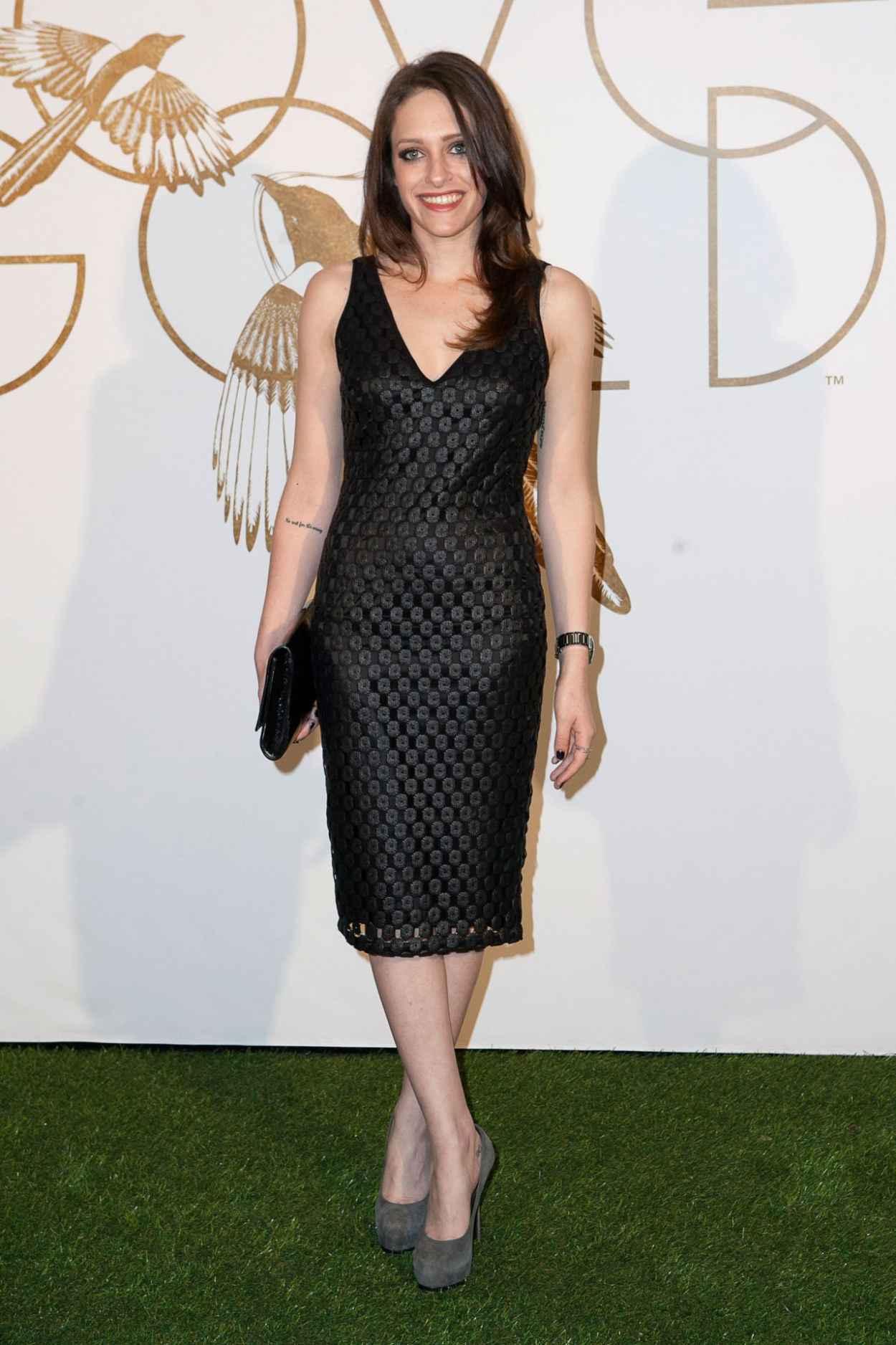 Carly Chaikin - LoveGold Celebrates Academy Award Nominee Lupita Nyongo in Los Angeles (2014)-4
