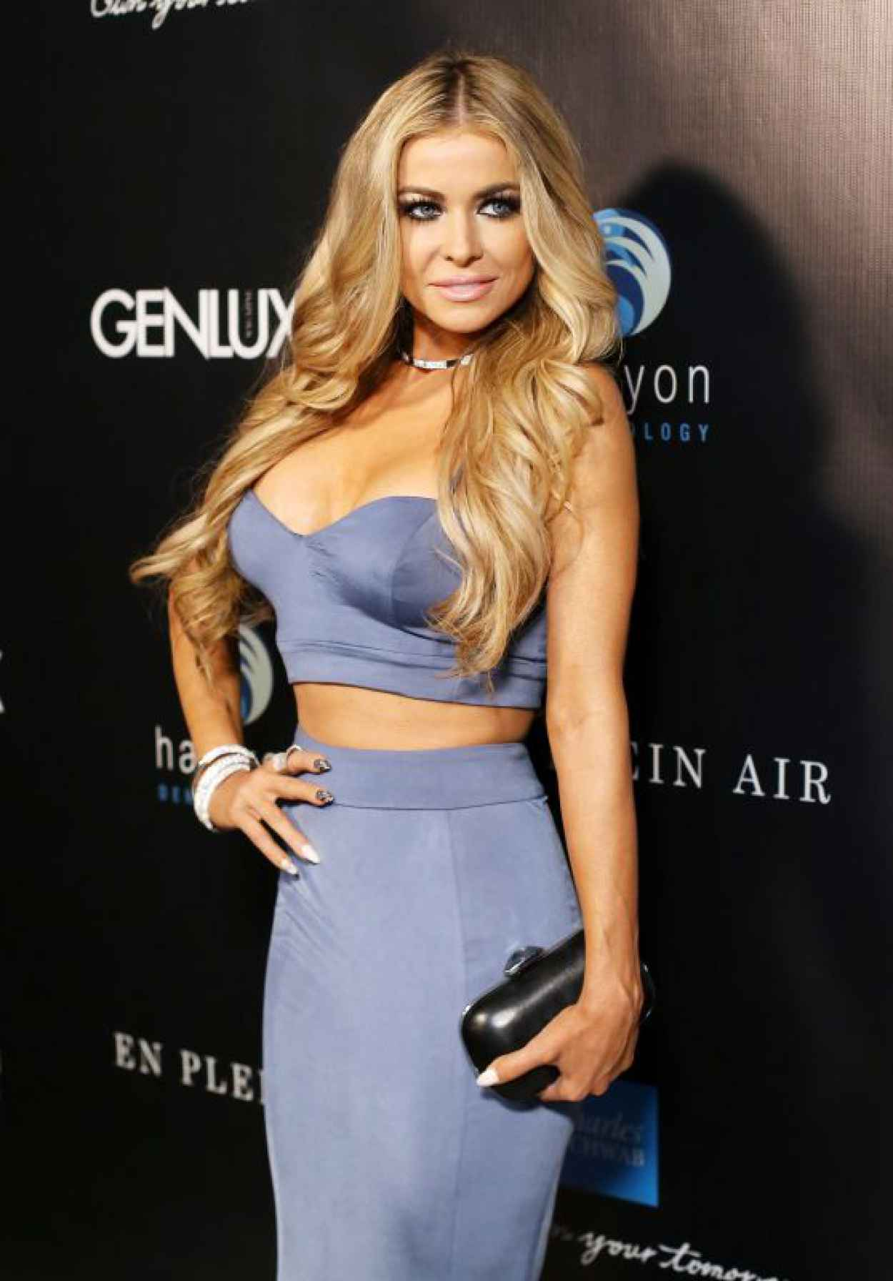 Carmen Electra At Genlux Fall Issue Release Celebration in Laguna Hills-1