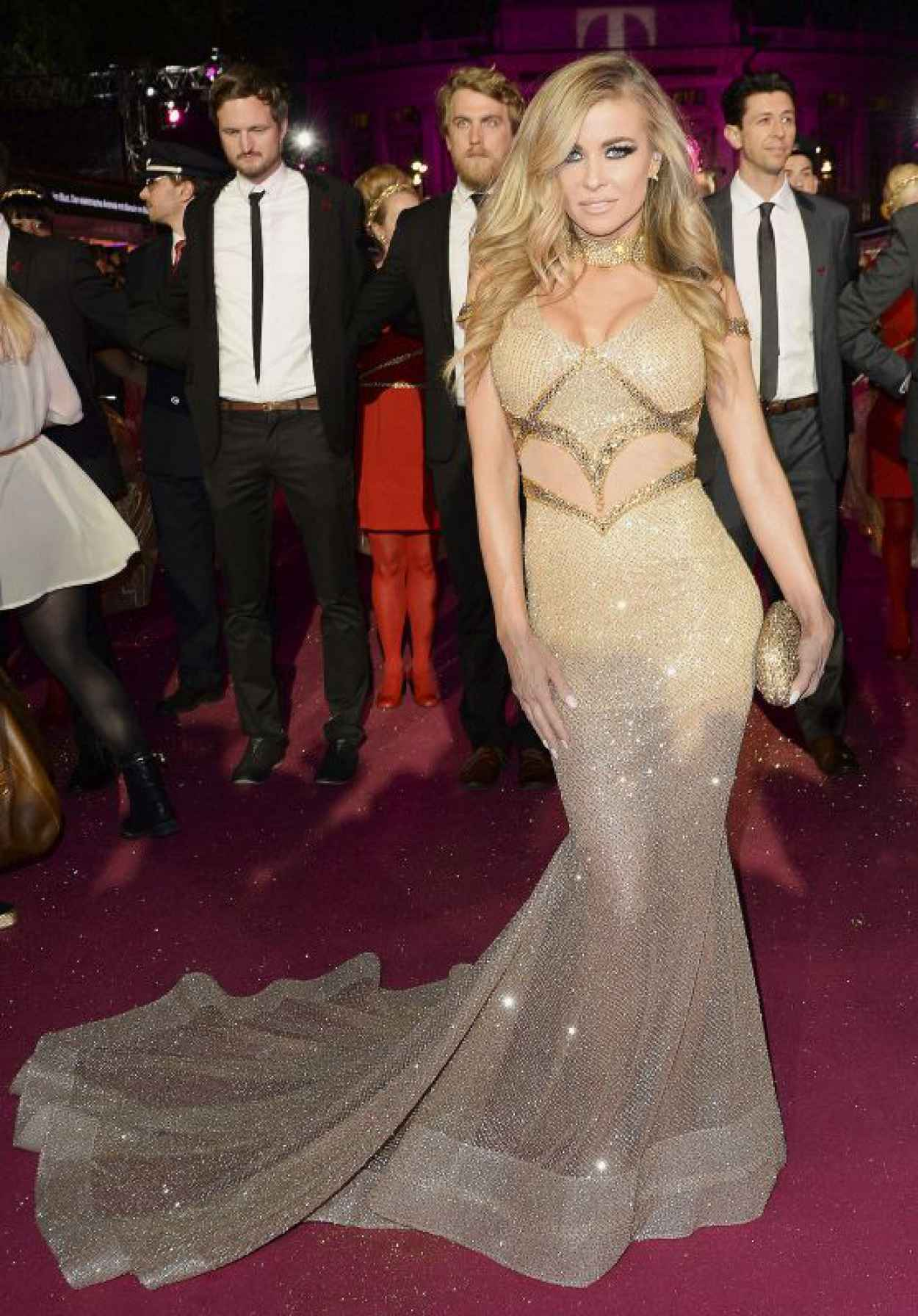 Carmen Electra - Life Ball 2015 Weekend at City Hall in Vienna-1