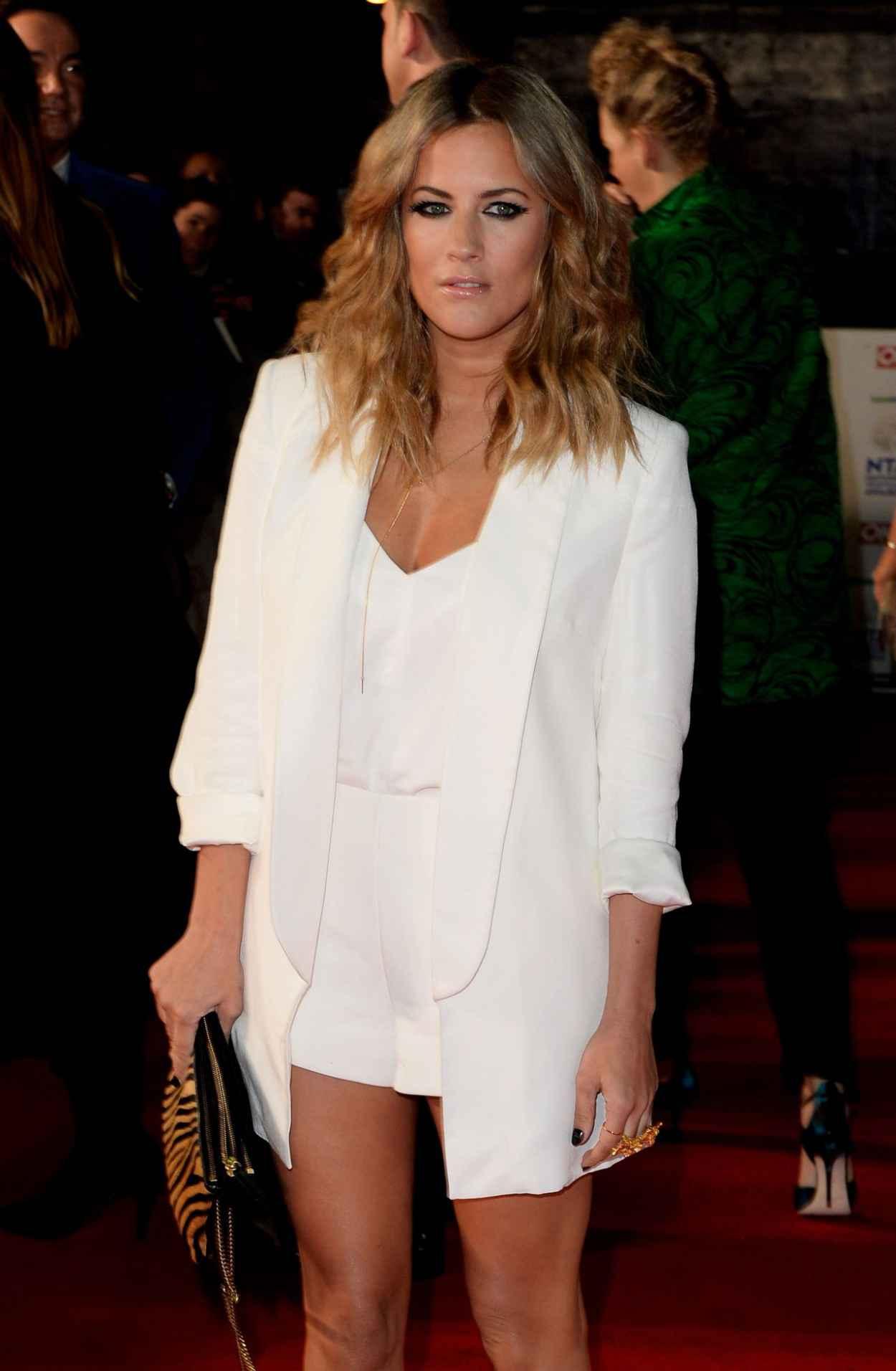 Caroline Flack - National Television Awards in London, January 2015-1